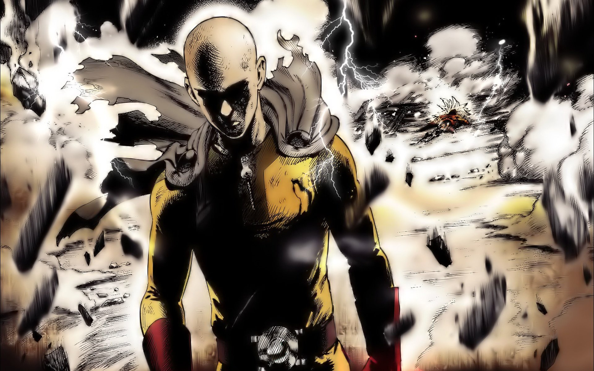 Best One-Punch Man background ID:345192 for High Resolution hd 1920x1200 computer