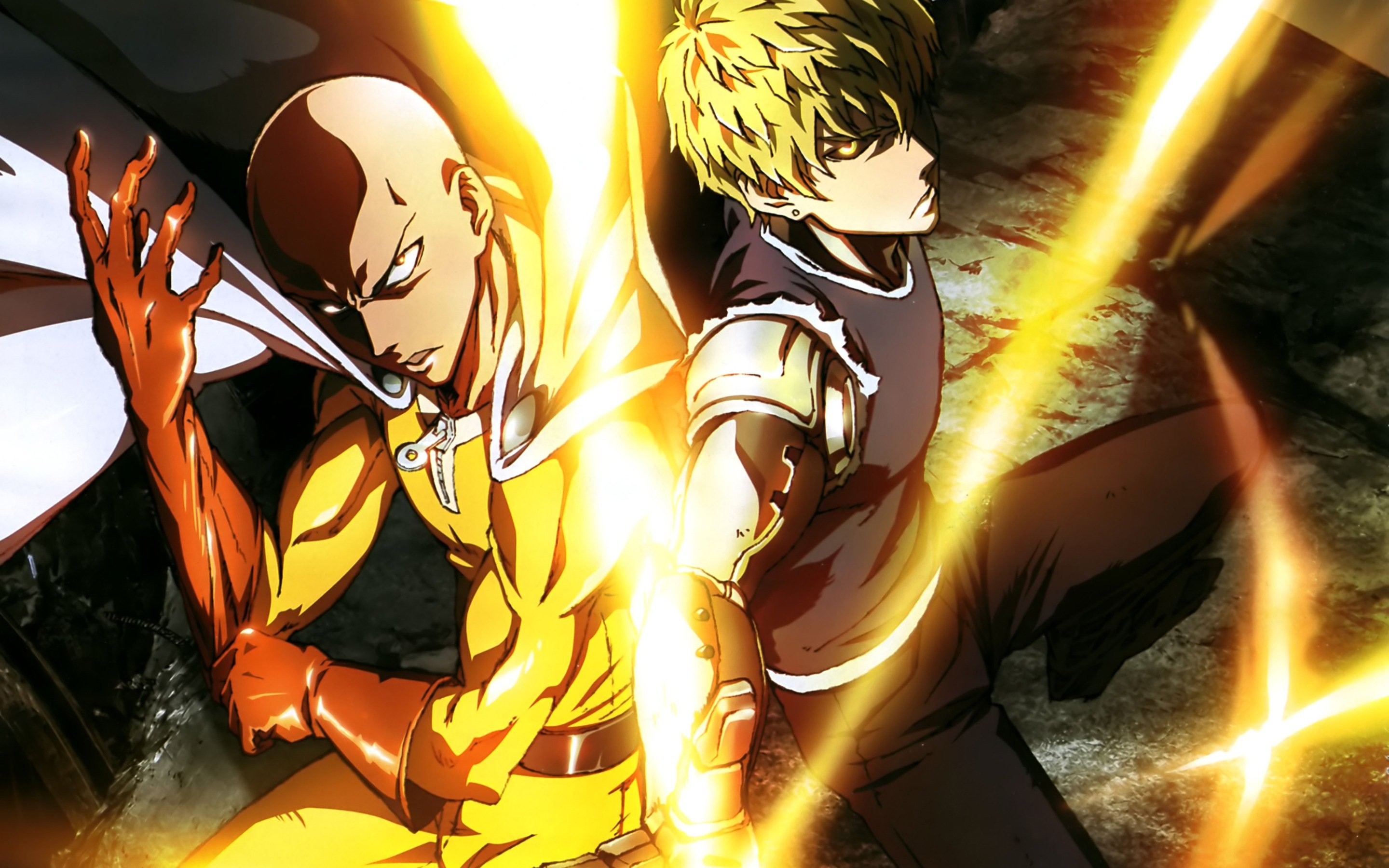 Free One-Punch Man high quality wallpaper ID:345193 for hd 2880x1800 PC