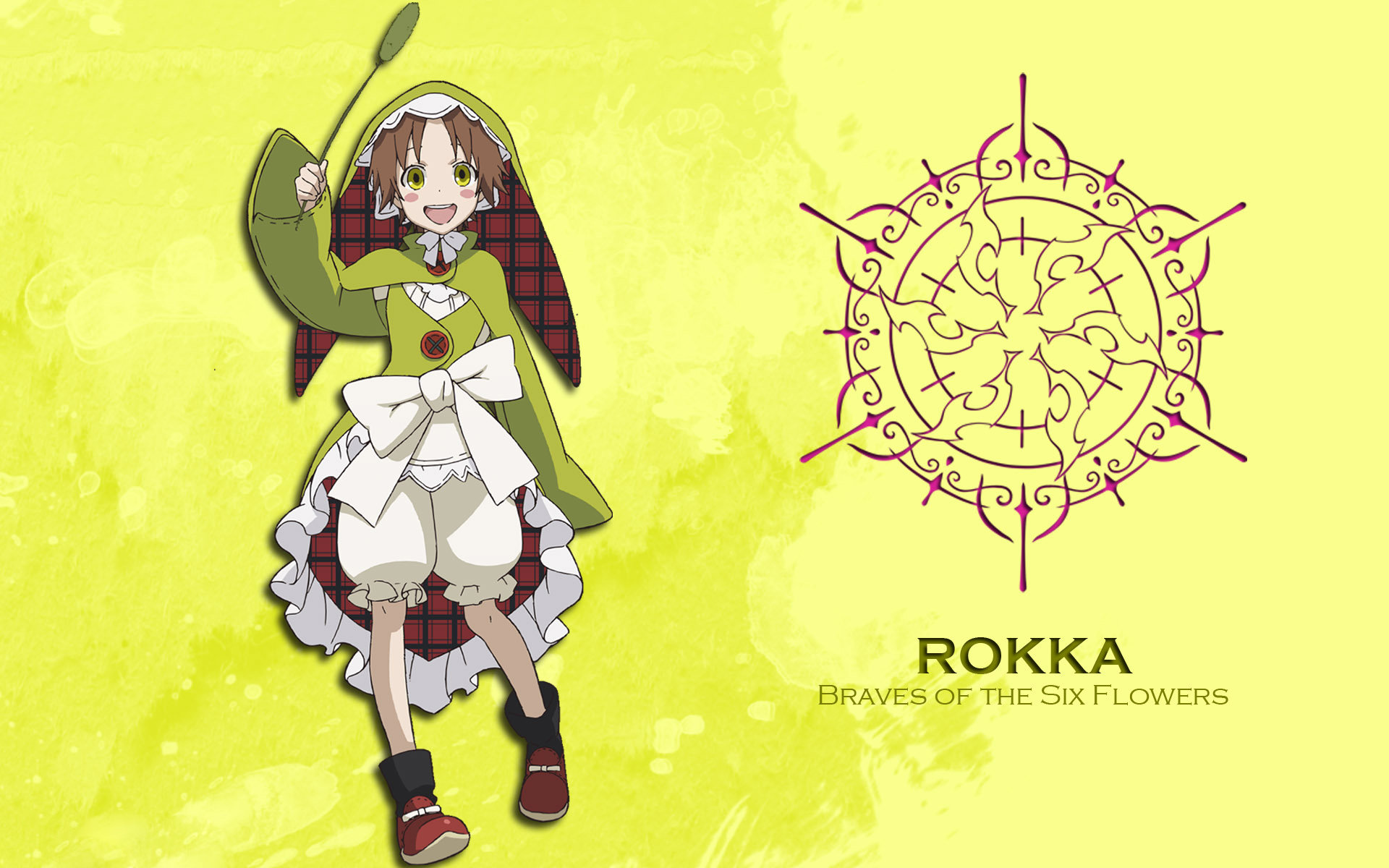 Download hd 1920x1200 Rokka: Braves Of The Six Flowers PC background ID:124239 for free