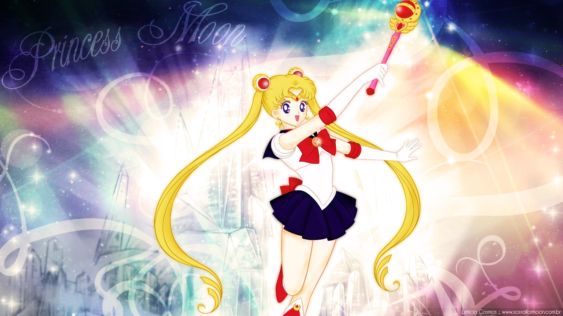 Best Sailor Moon wallpaper ID:419456 for High Resolution 1080p computer
