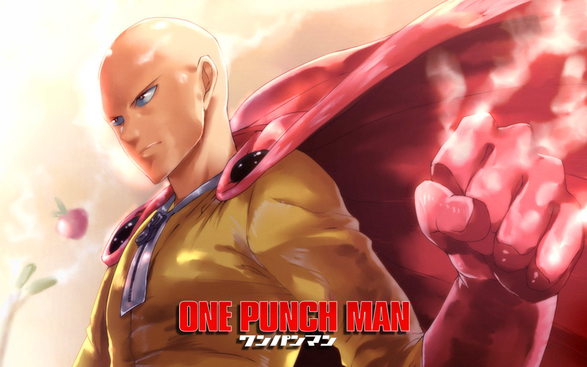 Awesome Saitama (One-Punch Man) free wallpaper ID:345281 for hd 1920x1200 computer