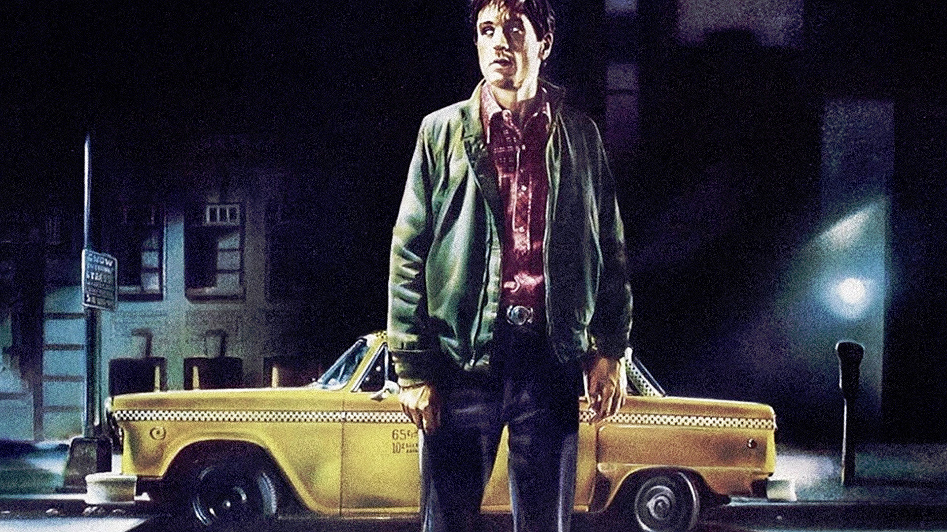 Free download Taxi Driver wallpaper ID:52455 full hd 1080p for PC