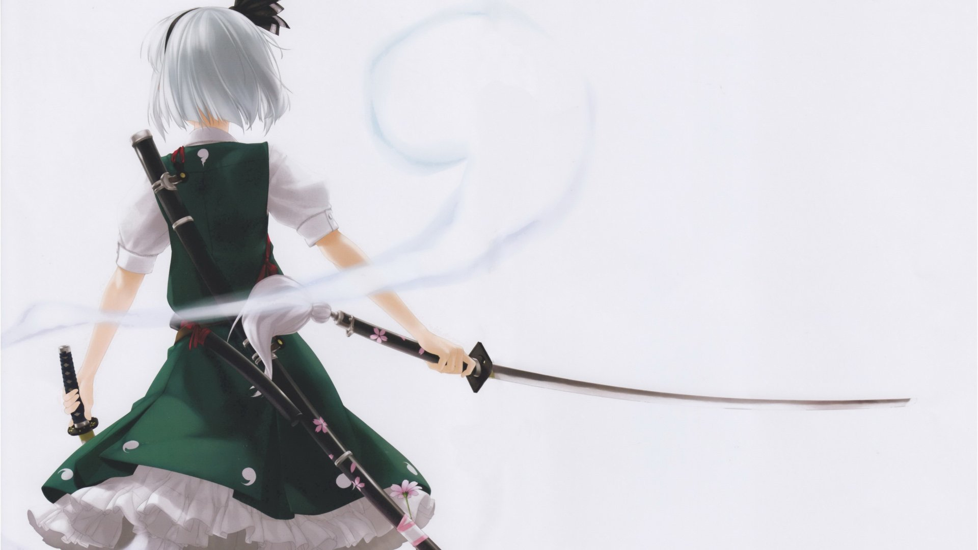 Download hd 1920x1080 Youmu Konpaku PC wallpaper ID:220770 for free