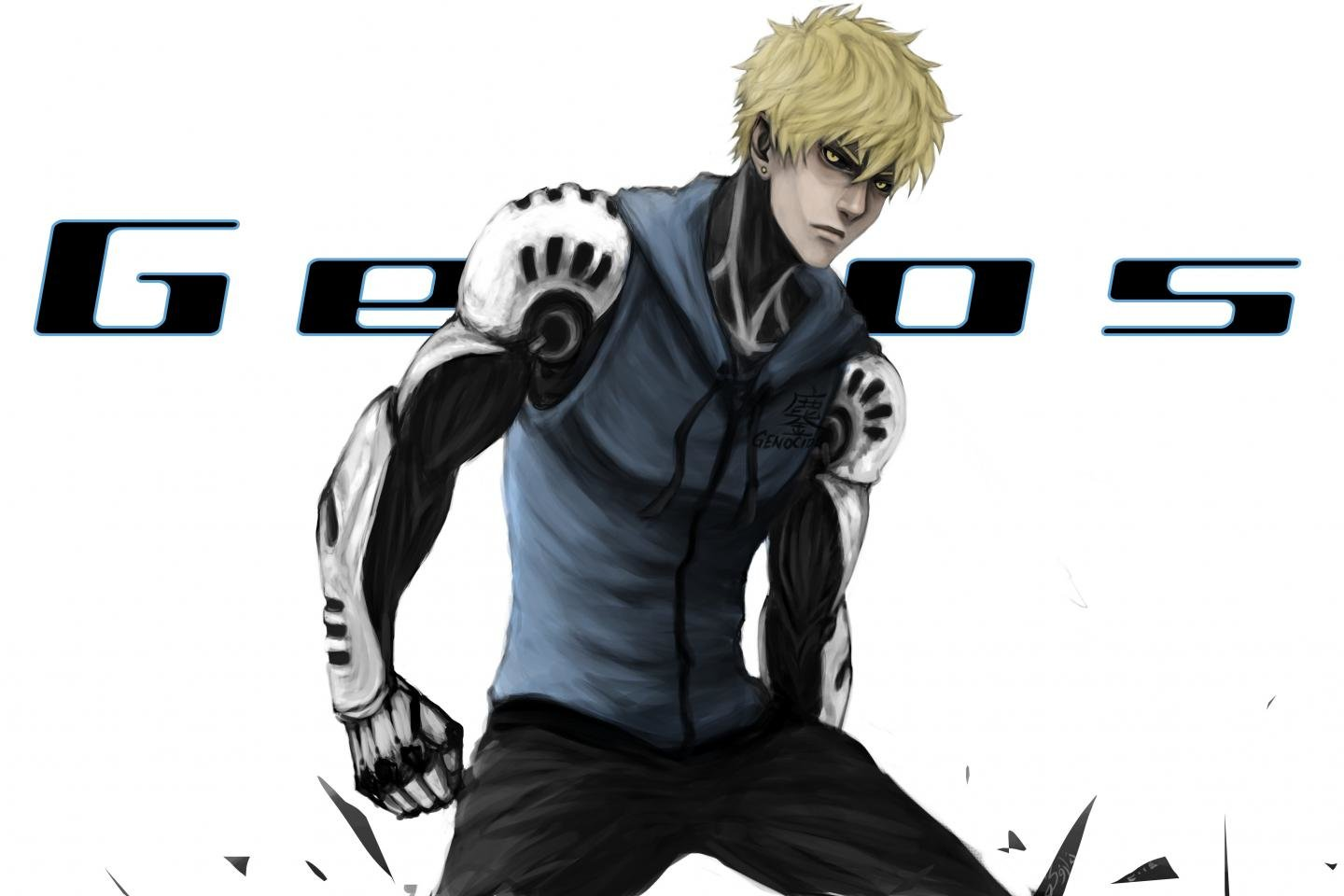 Best Genos (One-Punch Man) wallpaper ID:345420 for High Resolution hd 1440x960 PC