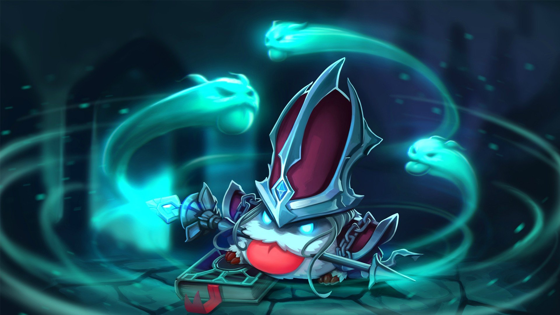 Poro League Of Legends Wallpapers 1920x1080 Full Hd 1080p
