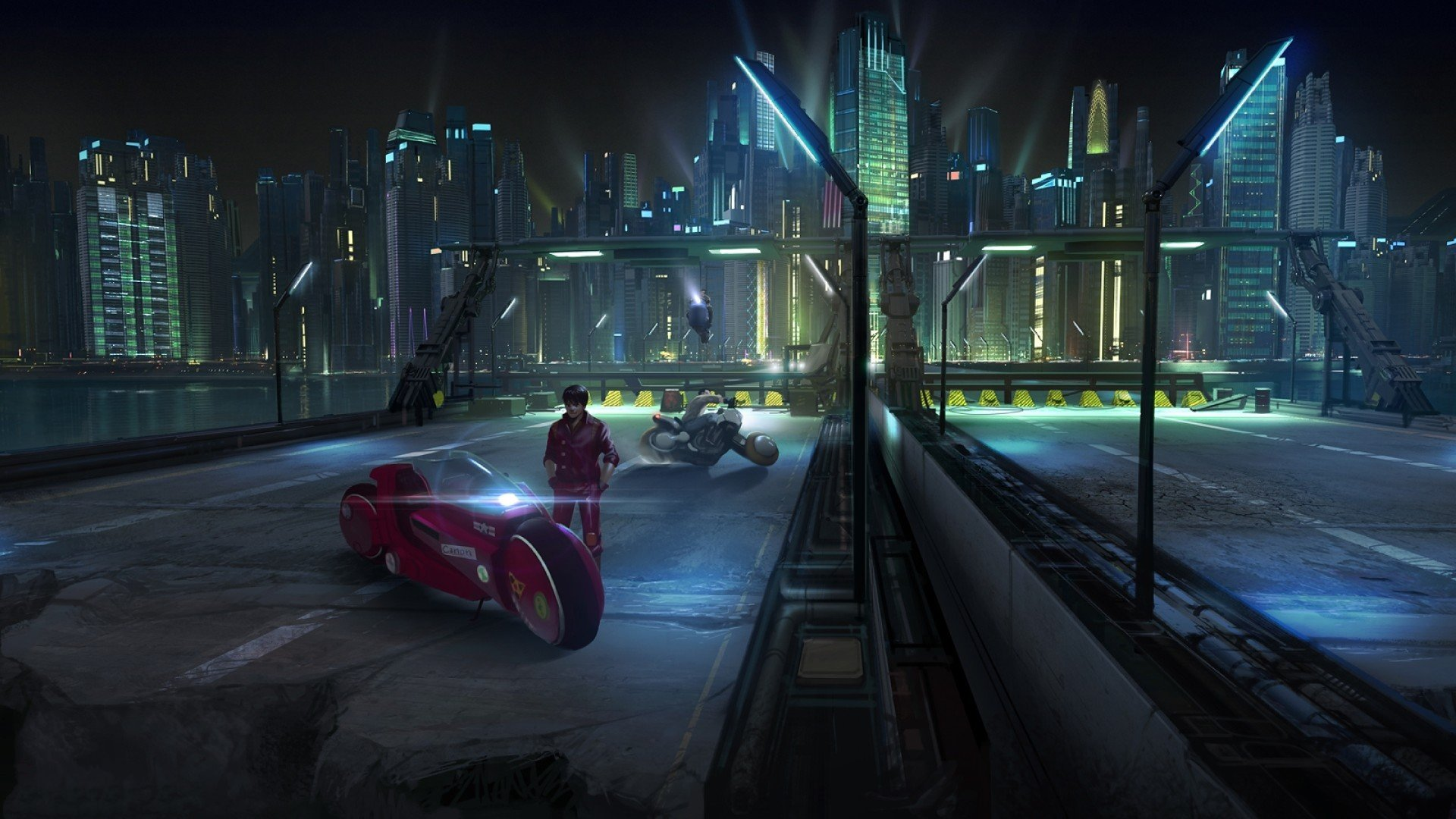 Download full hd 1080p Akira PC background ID:366010 for free