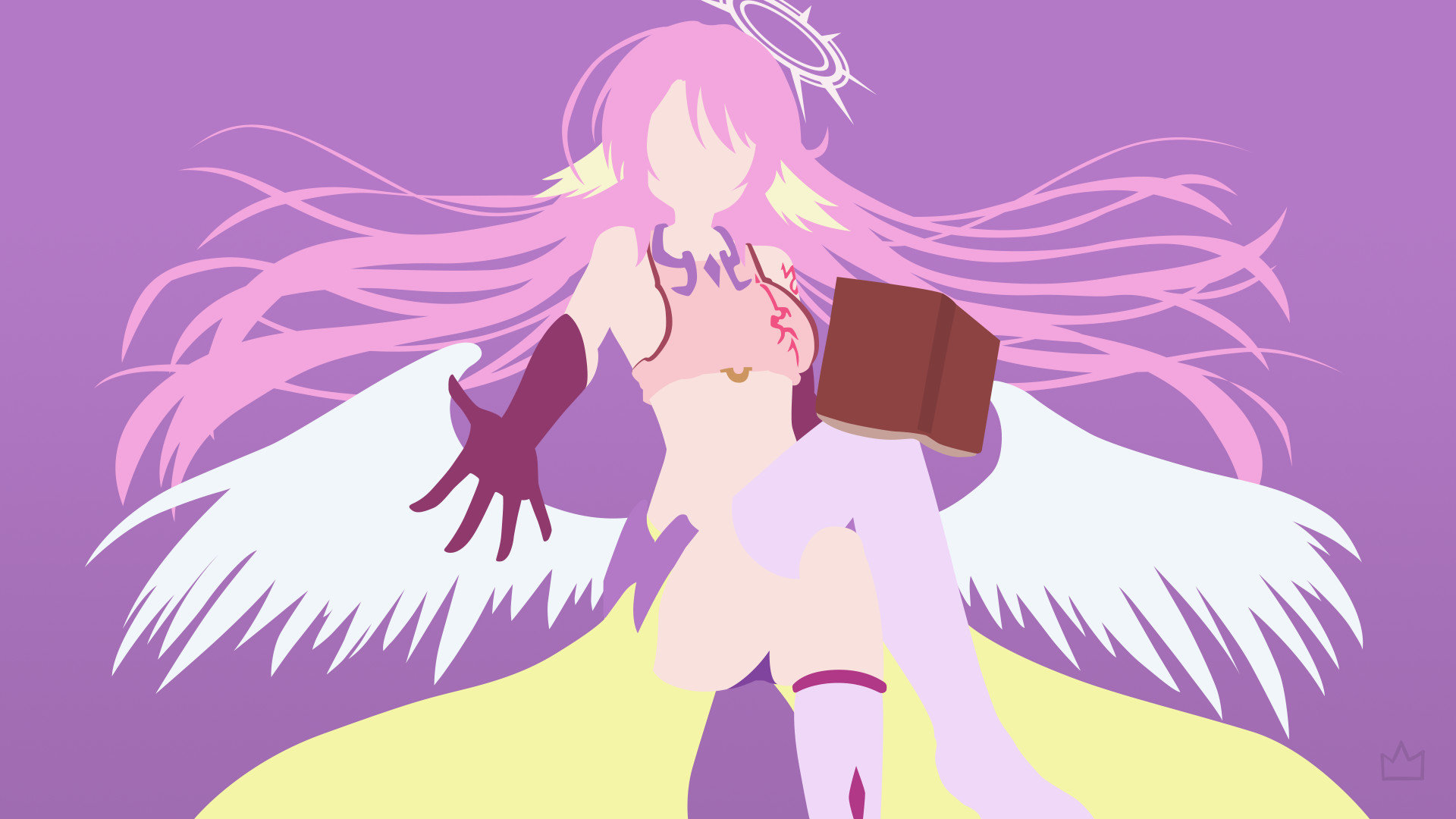 Best Jibril (No Game No Life) background ID:102806 for High Resolution full hd PC