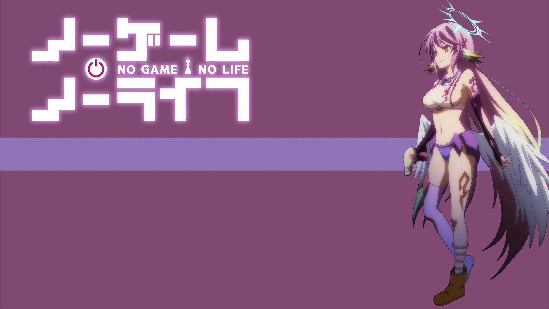 Free download Jibril (No Game No Life) wallpaper ID:102462 1080p for PC