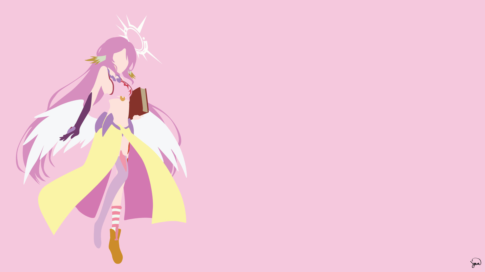 High resolution Jibril (No Game No Life) hd 1080p wallpaper ID:102526 for desktop