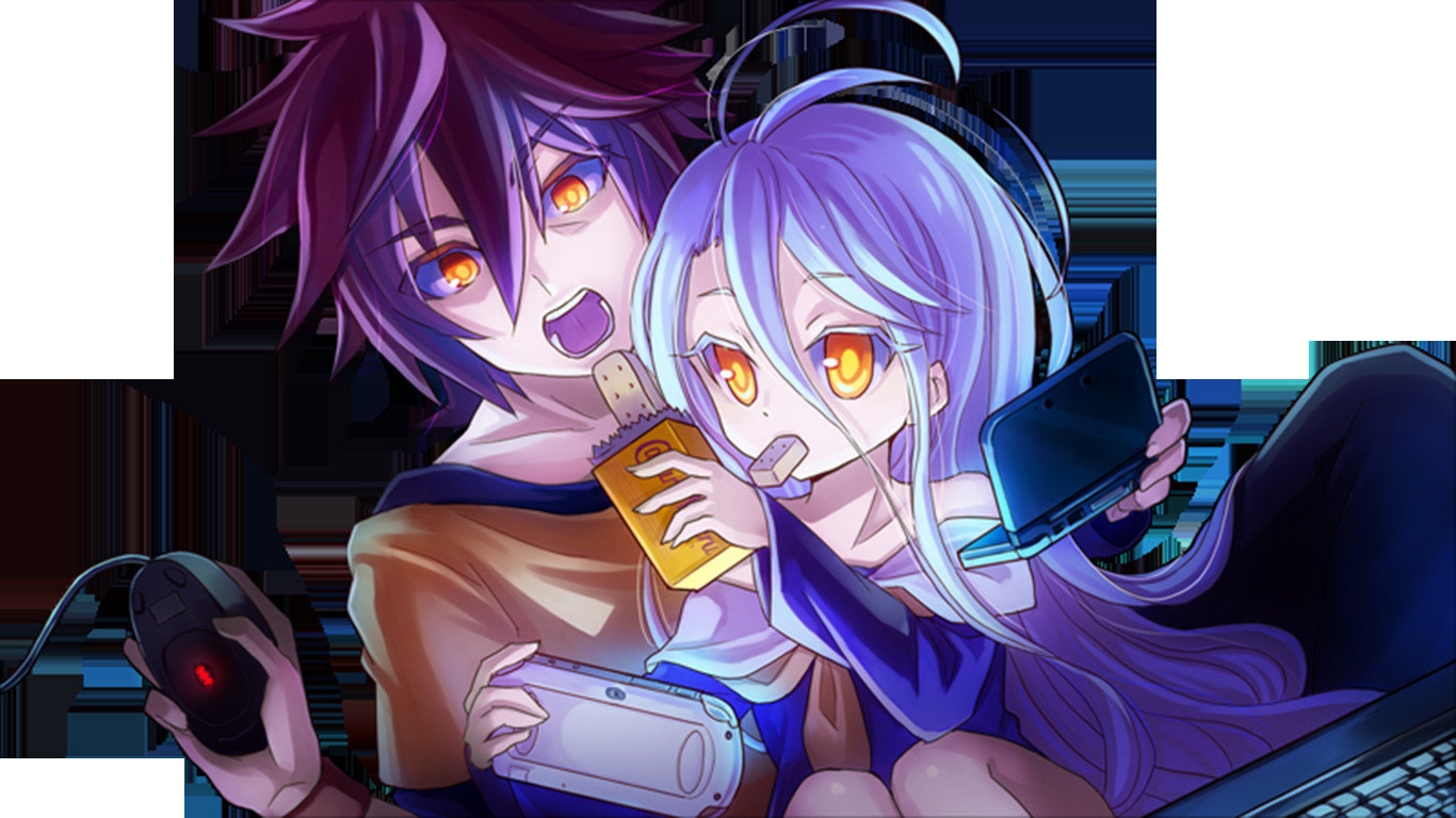 Best No Game No Life Wallpaper Id102419 For High Resolution