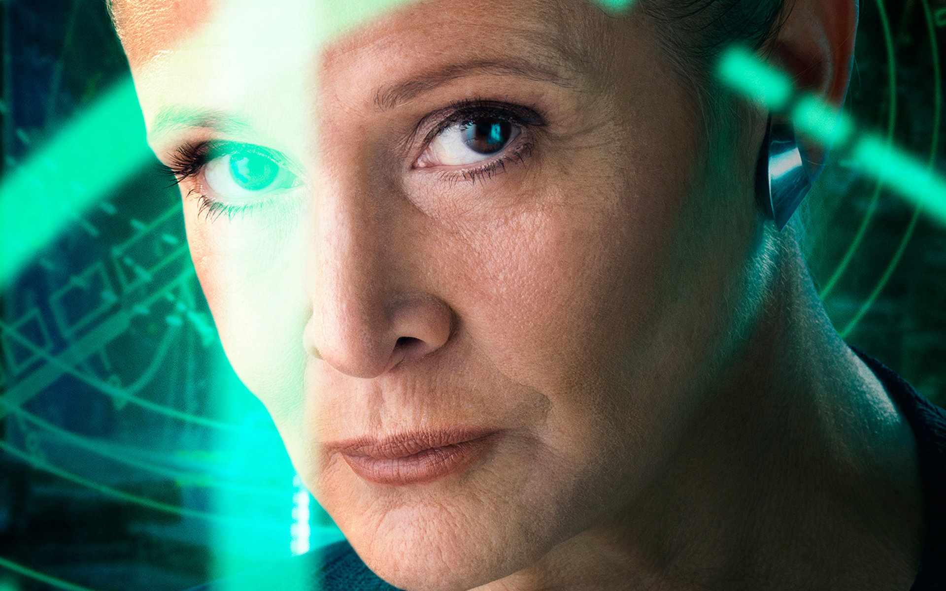 Carrie Fisher HD Backgrounds For 1920x1200 Desktop