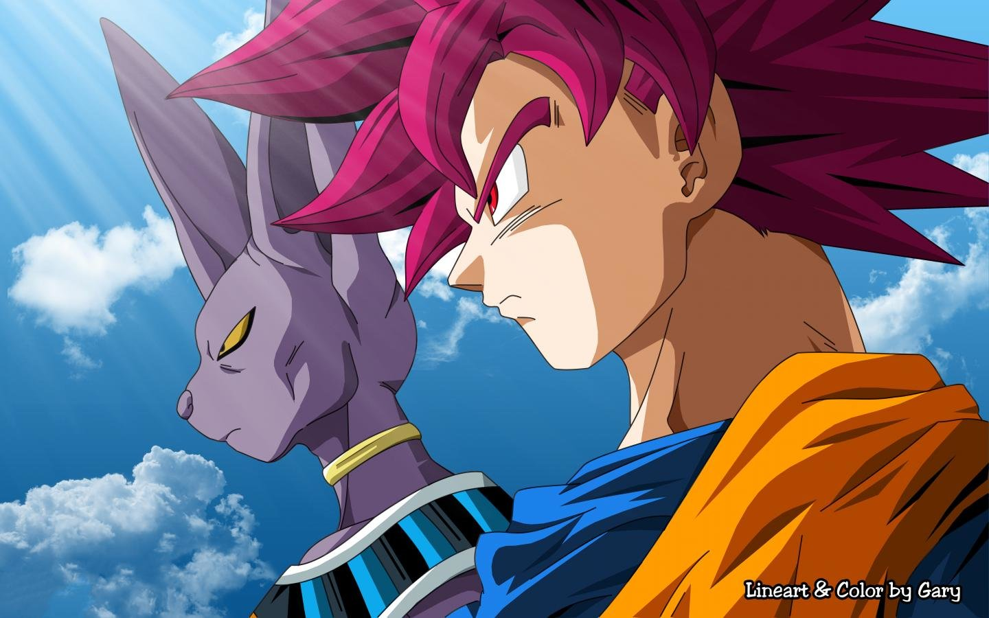 Best Dragon Ball Super background ID:242401 for High Resolution hd 1440x900 PC