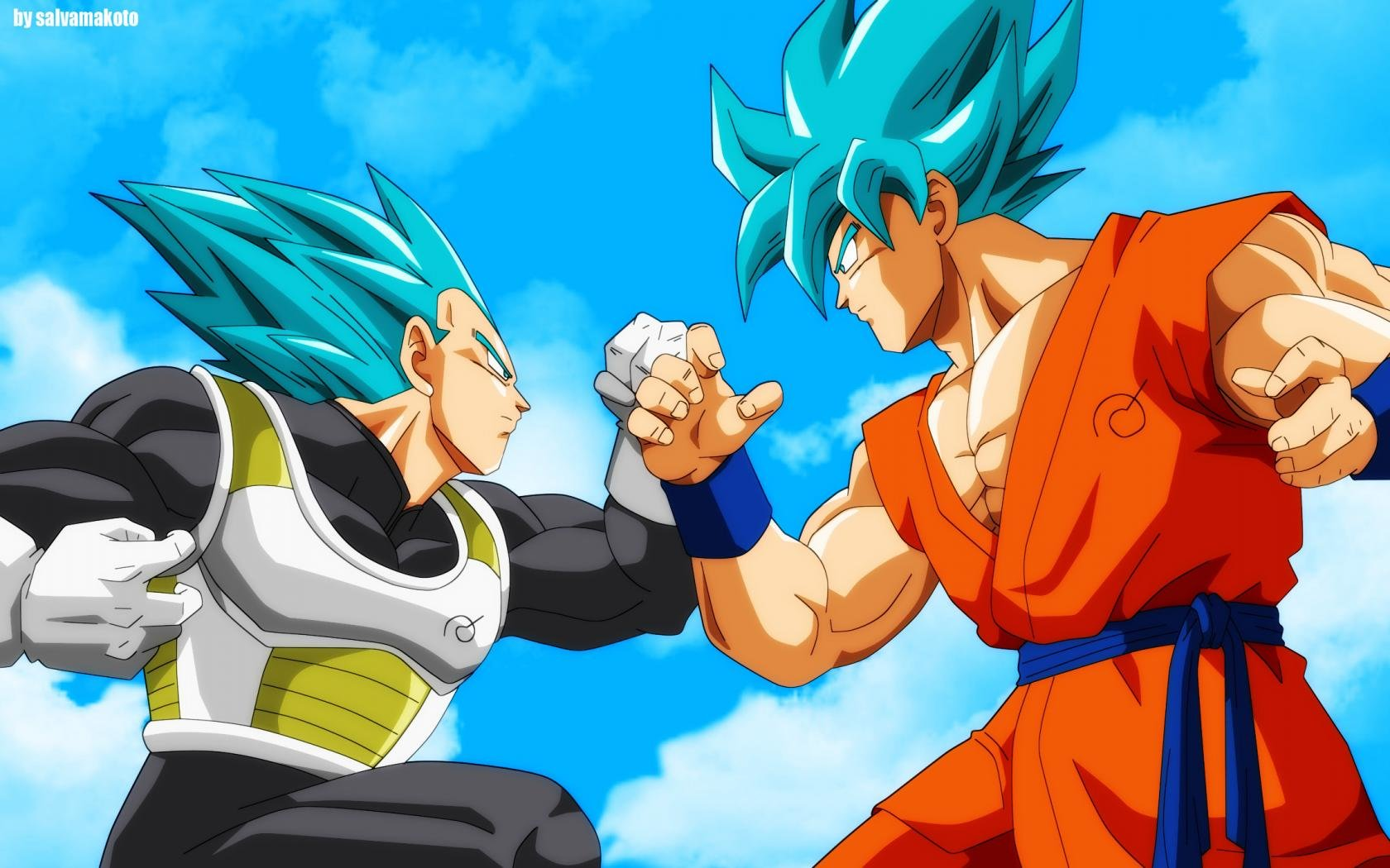 Free Dragon Ball Super high quality wallpaper ID:242408 for hd 1680x1050 PC