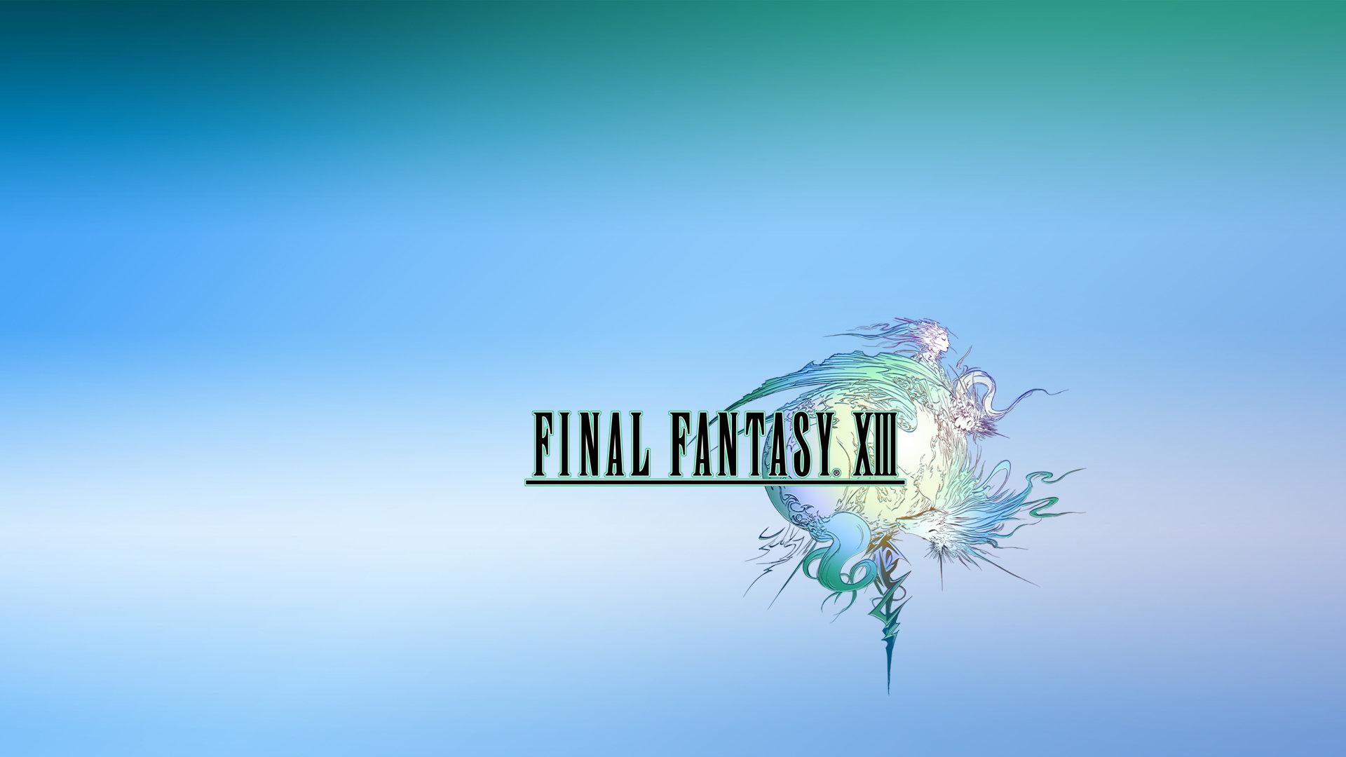 Final Fantasy Xiii Ff13 Wallpapers 1920x1080 Full Hd 1080p
