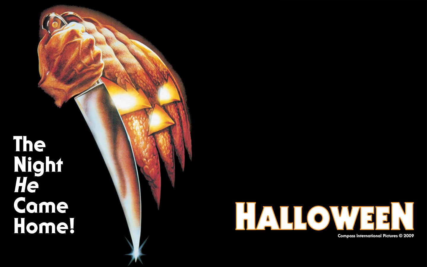 Download hd 1440x900 Halloween movie desktop background ID:210455 for free