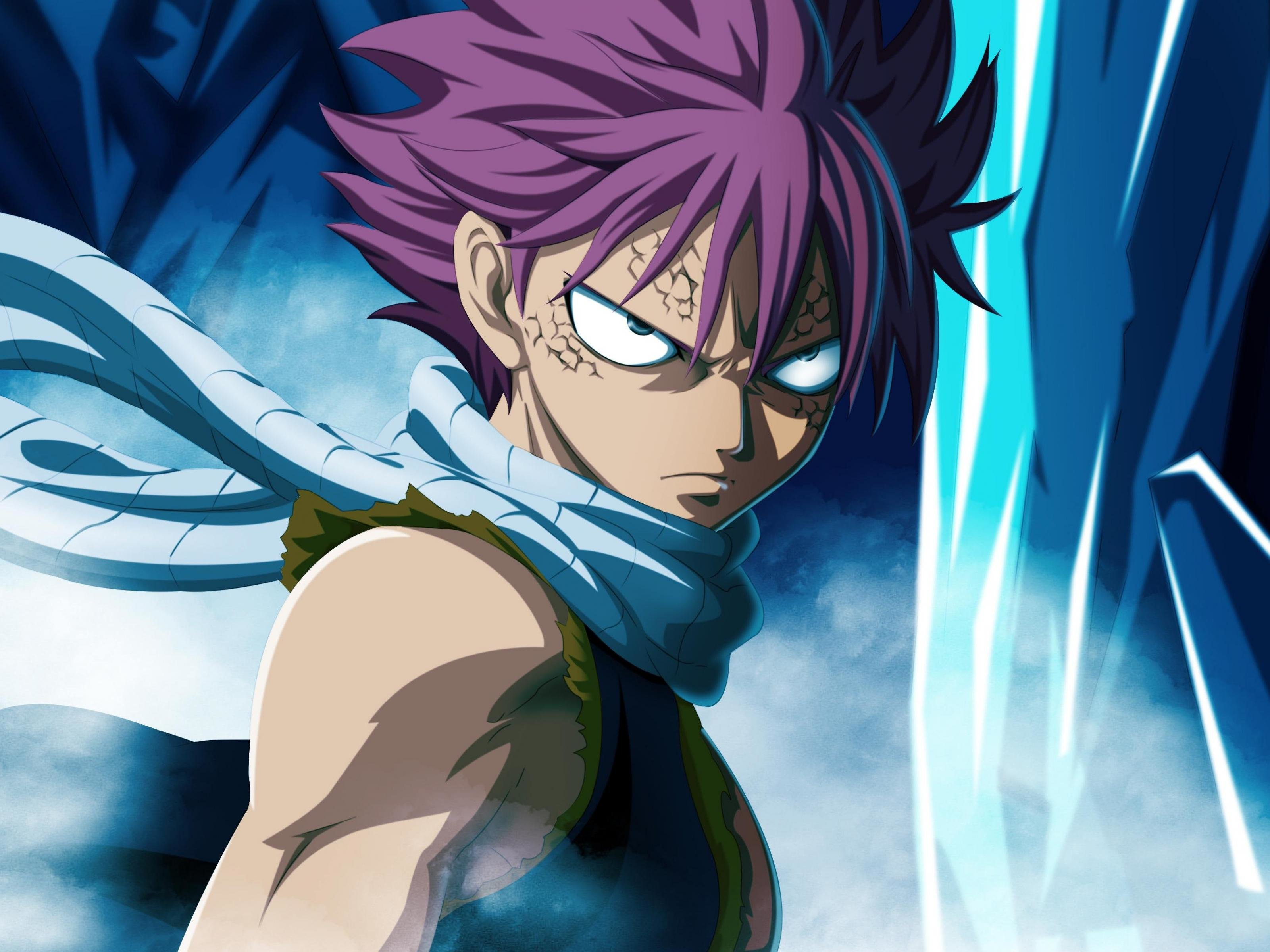 Awesome Natsu Dragneel free wallpaper ID:40964 for hd 3200x2400 desktop