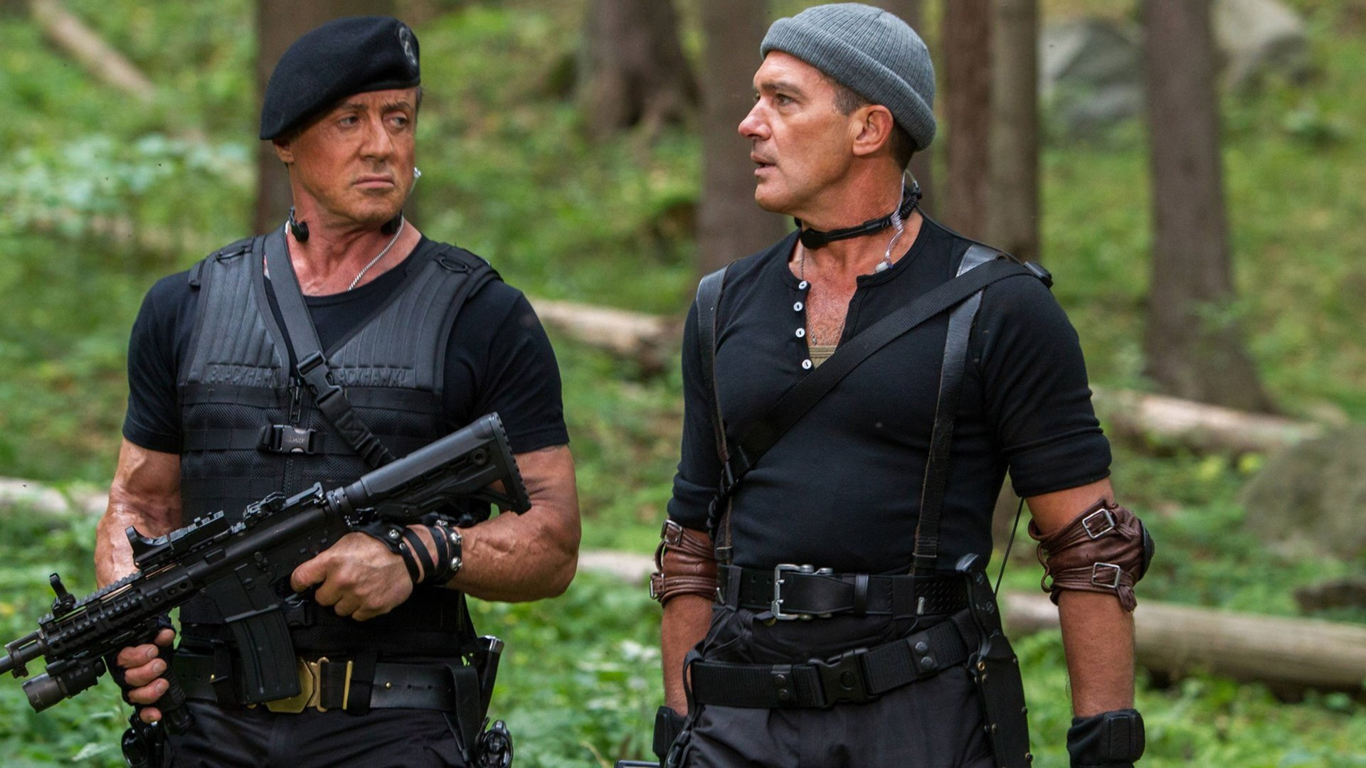 Download hd 1080p The Expendables 3 desktop background ID:473476 for free