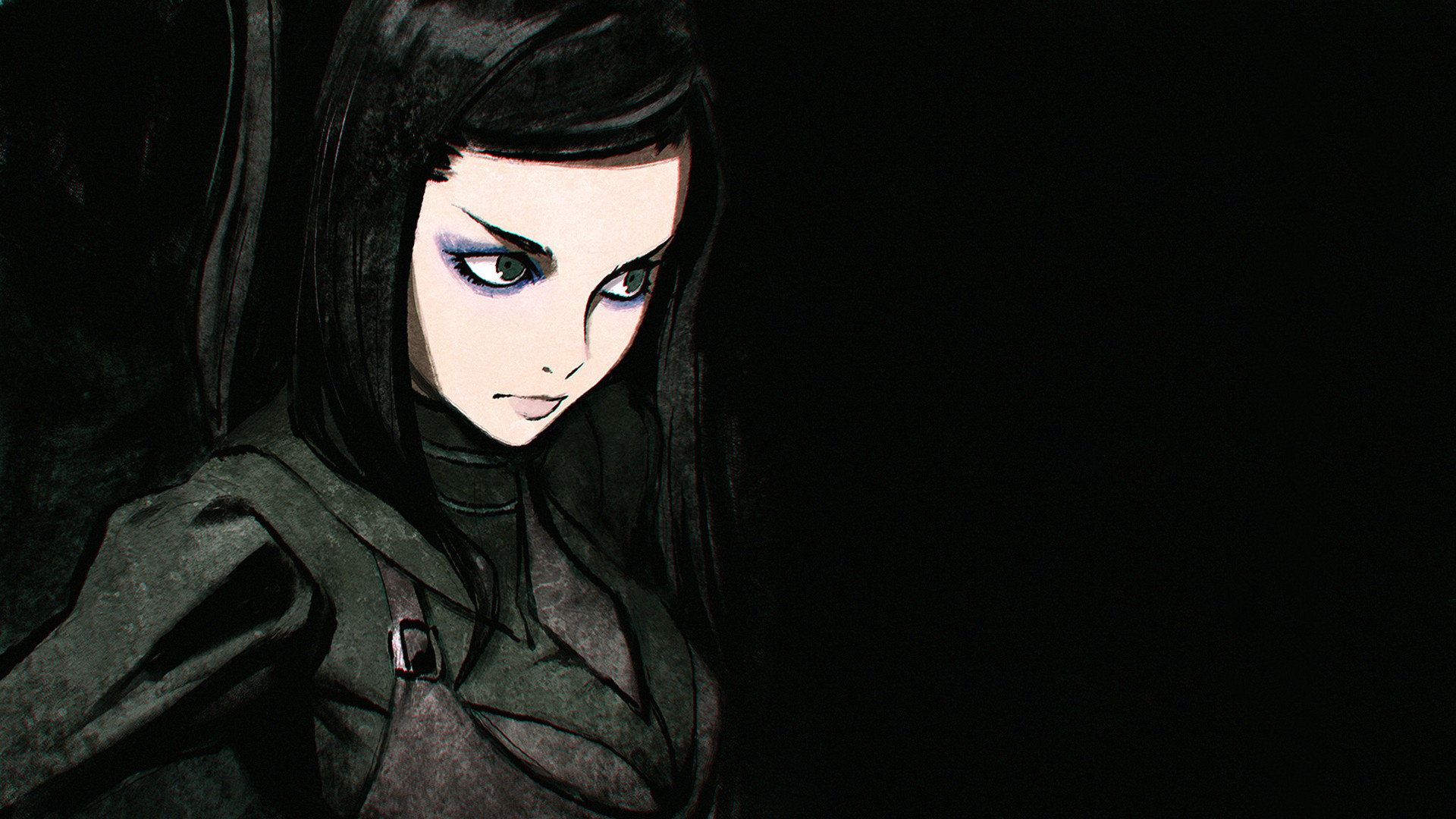 Awesome Ergo Proxy free background ID:156817 for full hd 1920x1080 PC