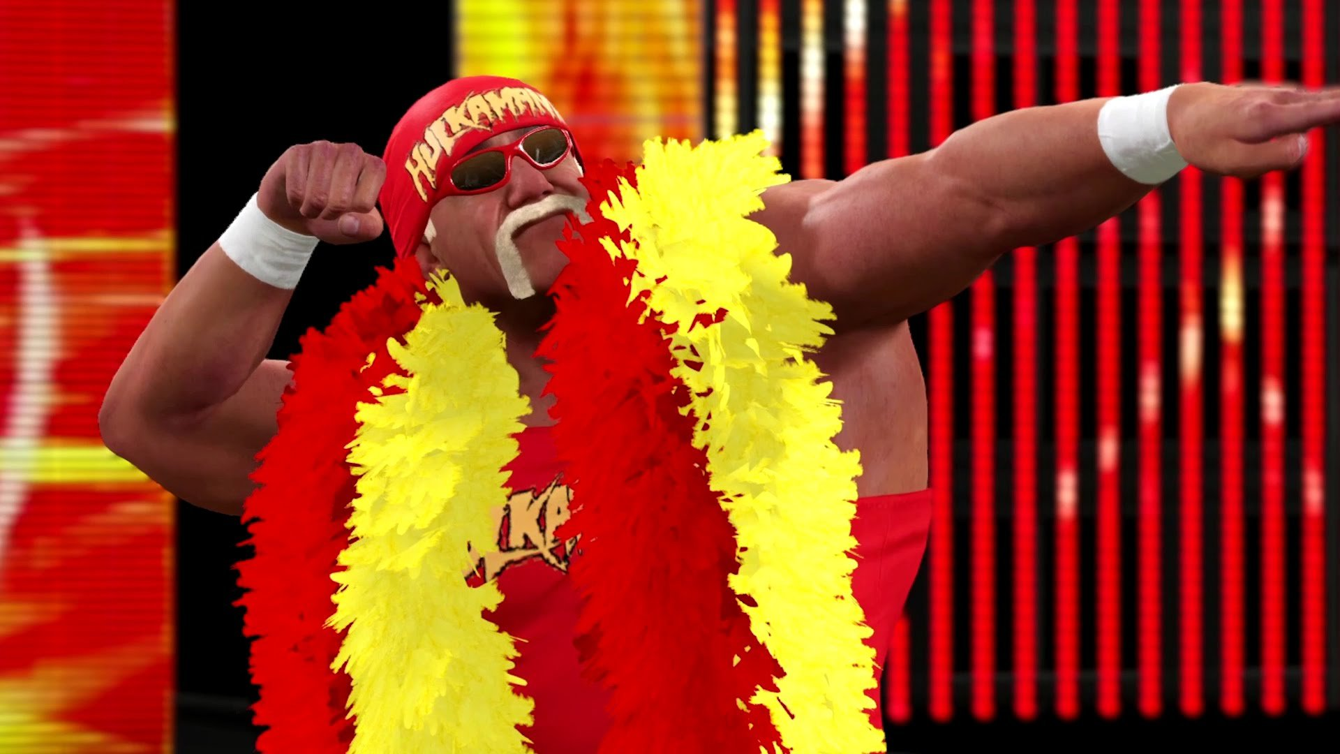 Download full hd 1920x1080 Hulk Hogan computer background ID:438457 for free