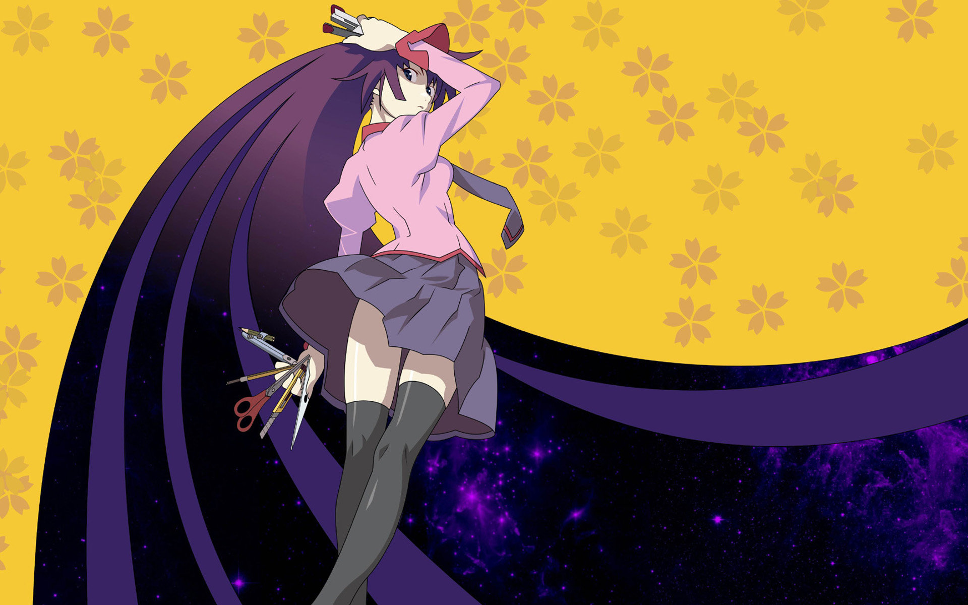 Free Monogatari (Series) high quality background ID:109091 for hd 1920x1200 computer