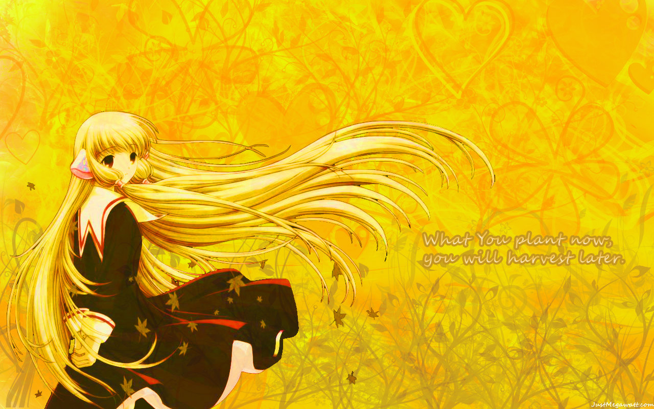 Awesome Chobits free wallpaper ID:149571 for hd 1280x800 desktop