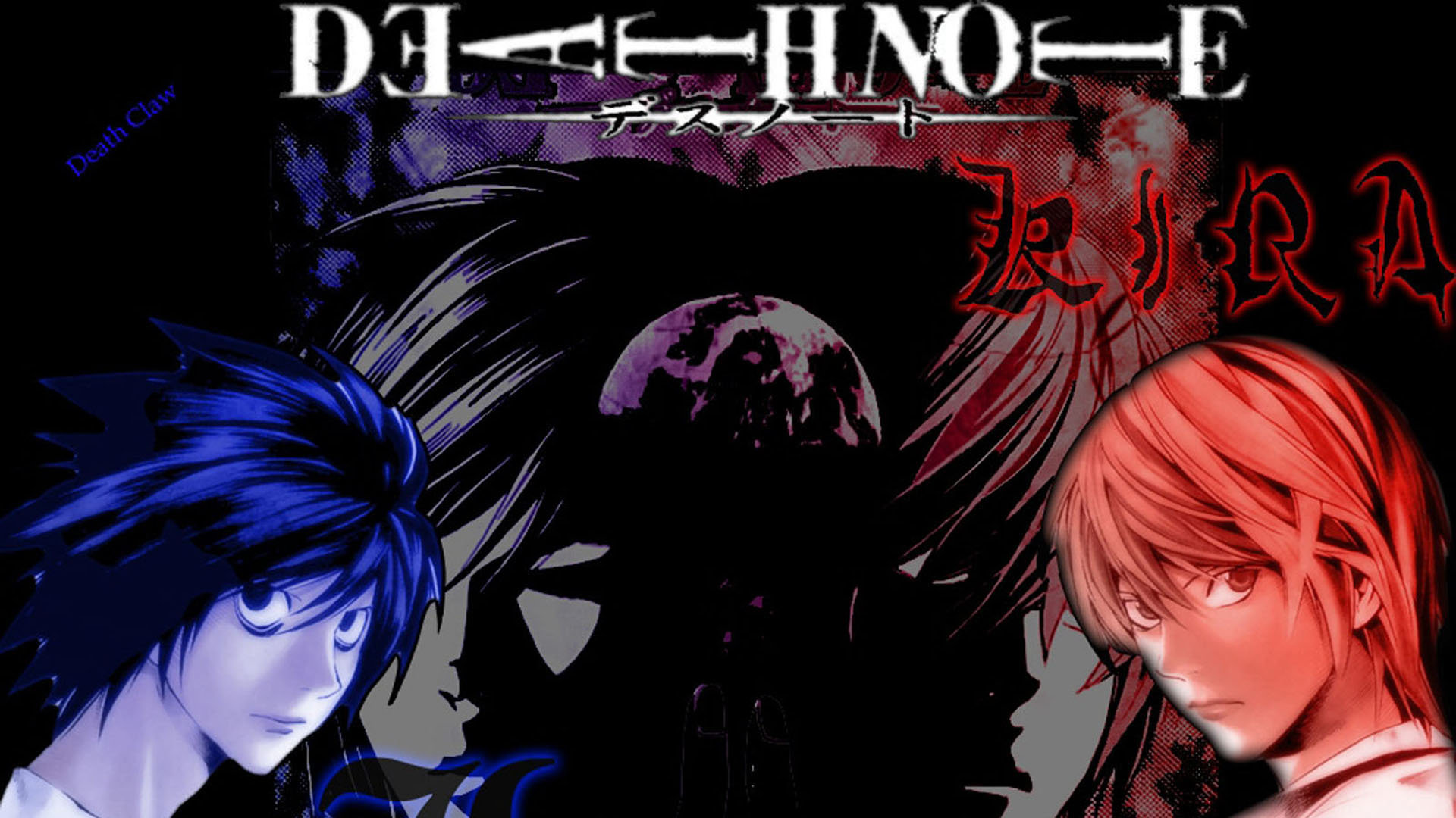 Awesome Death Note free background ID:402595 for 1080p computer