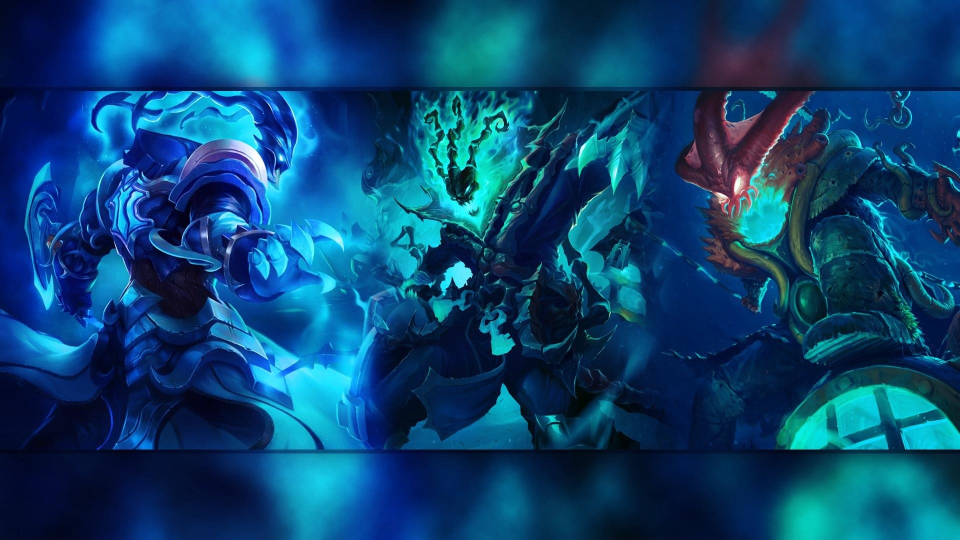 Download Full Hd Thresh League Of Legends Computer Background Id