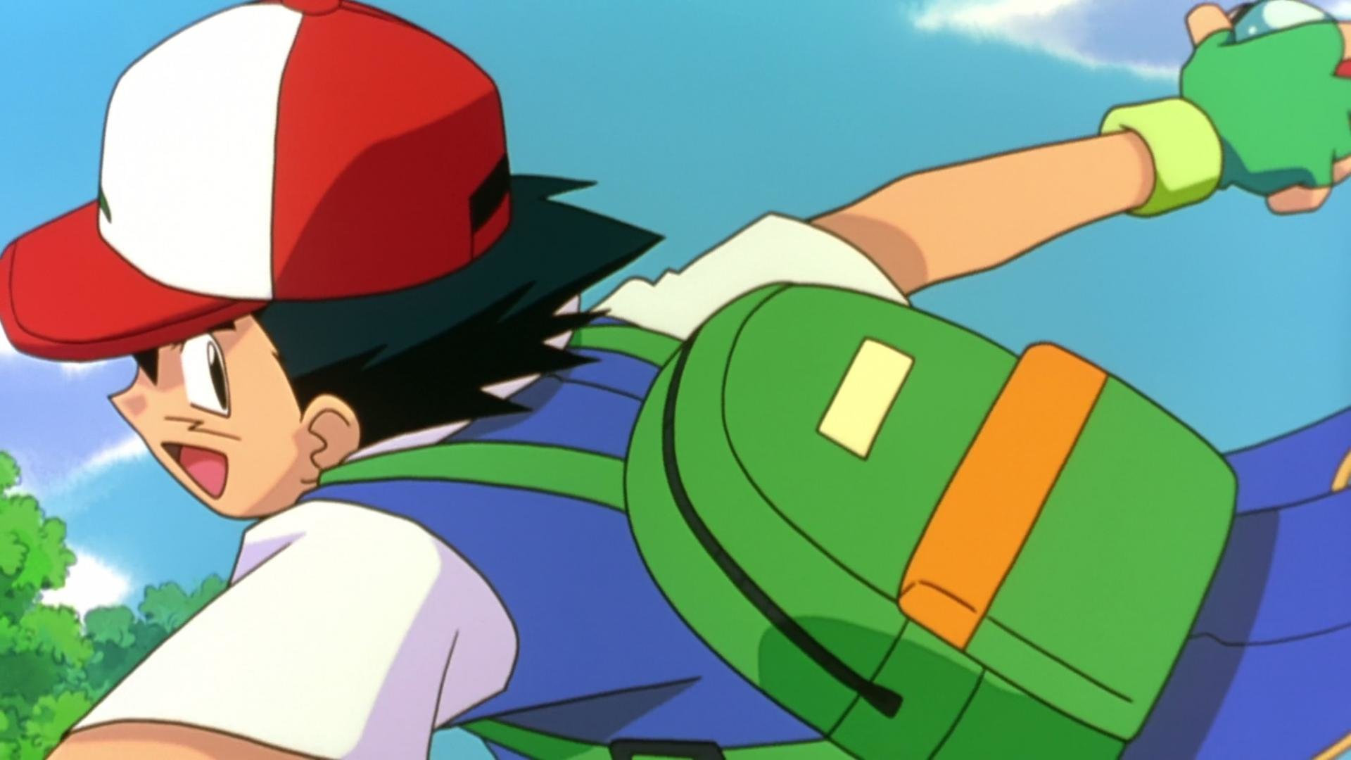 Free Ash (Pokemon) high quality wallpaper ID:279519 for full hd 1080p PC