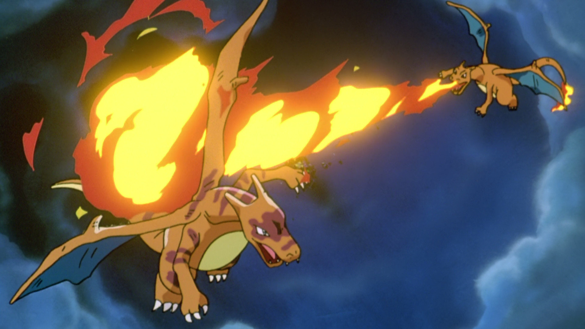 Download hd 1920x1080 Charizard (Pokemon) PC background ID:279217 for free