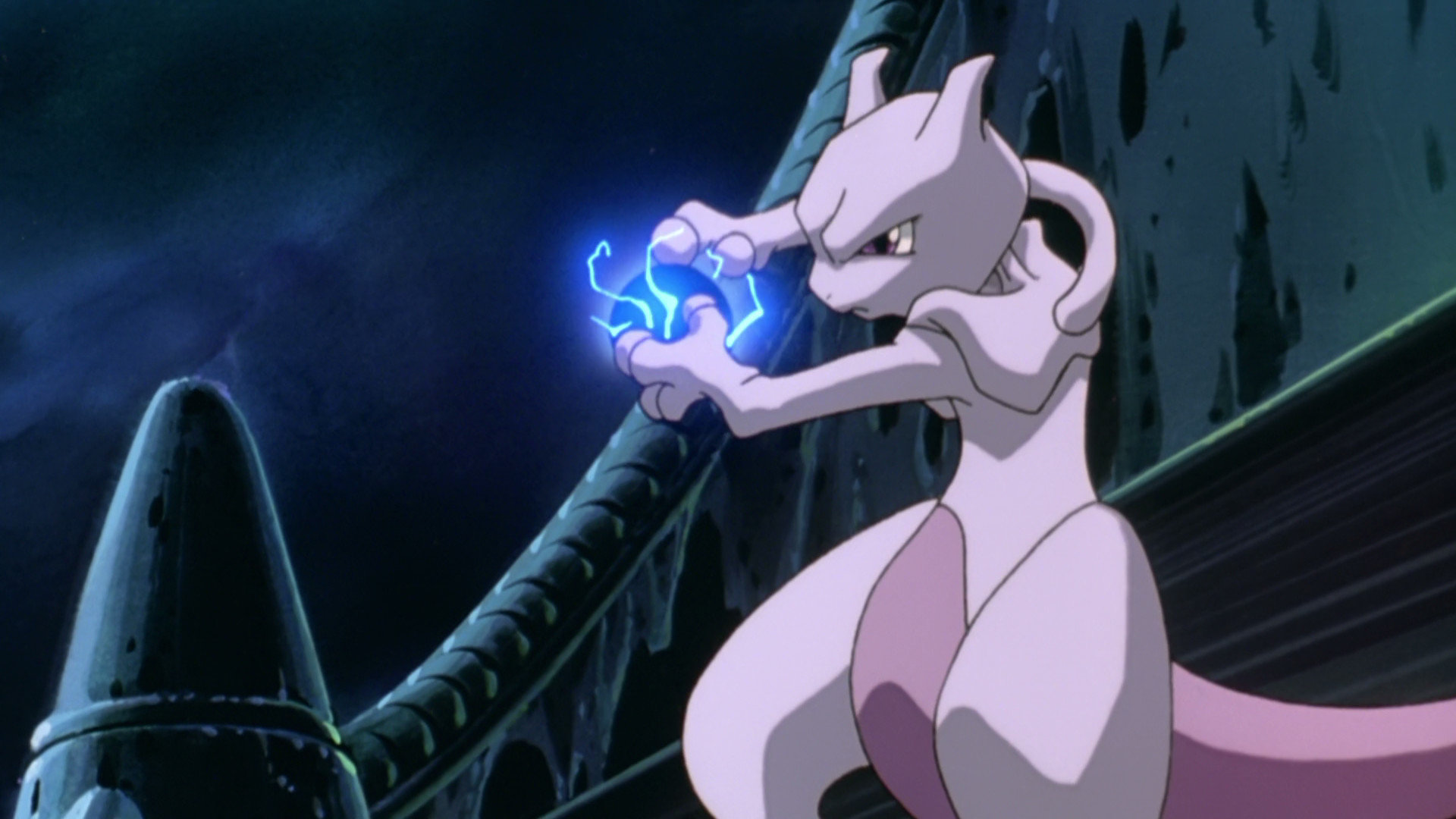Download hd 1080p Mewtwo (Pokemon) computer wallpaper ID:279381 for free