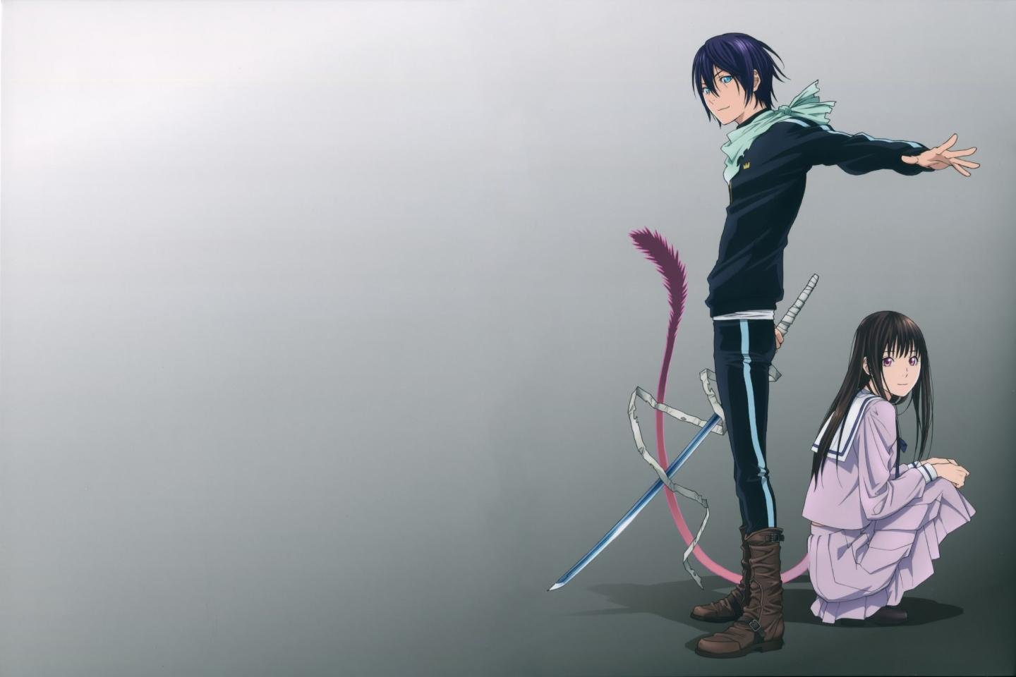 Download hd 1440x960 Noragami desktop wallpaper ID:450303 for free