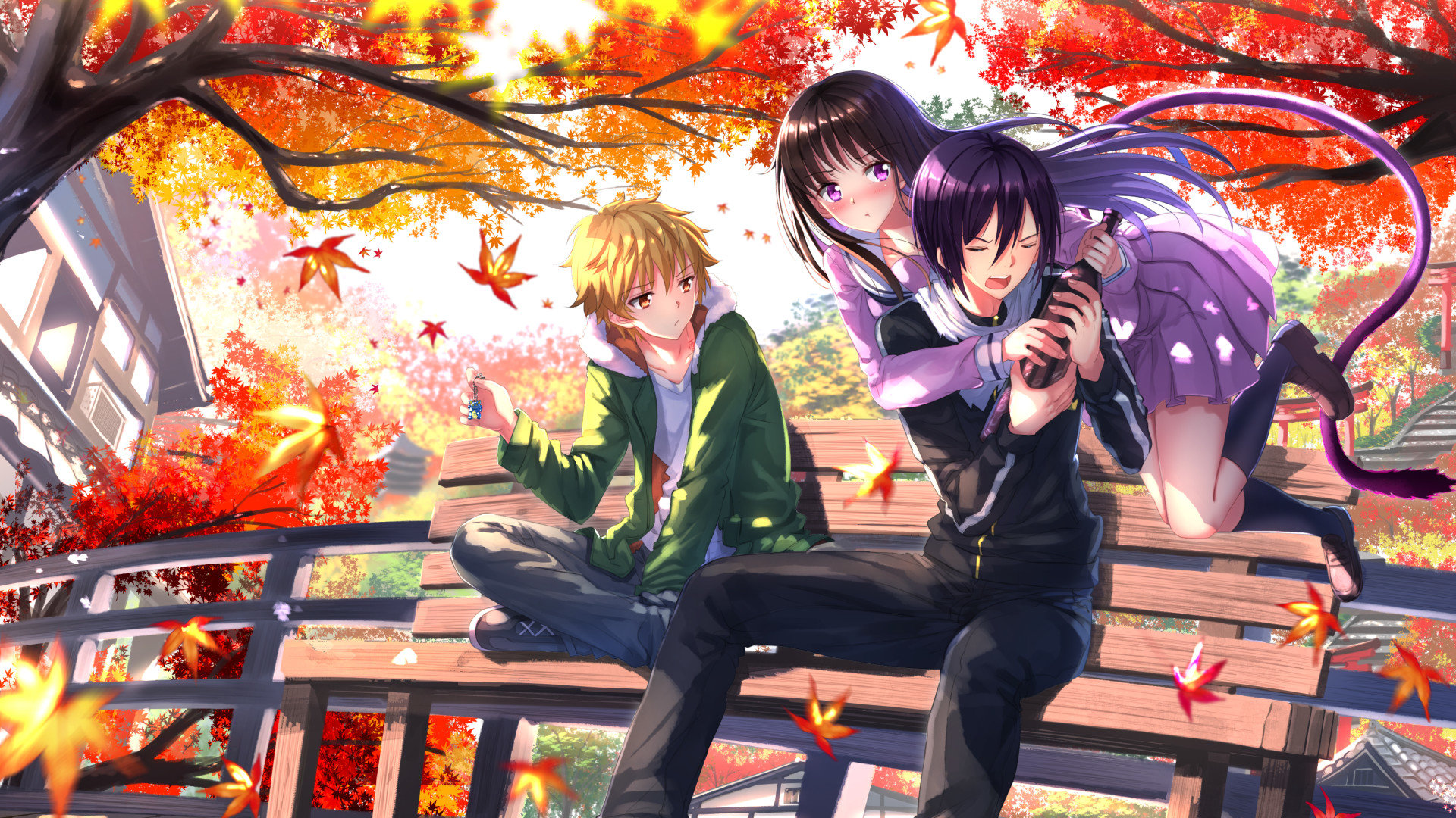 Awesome Noragami free wallpaper ID:450332 for hd 1920x1080 PC
