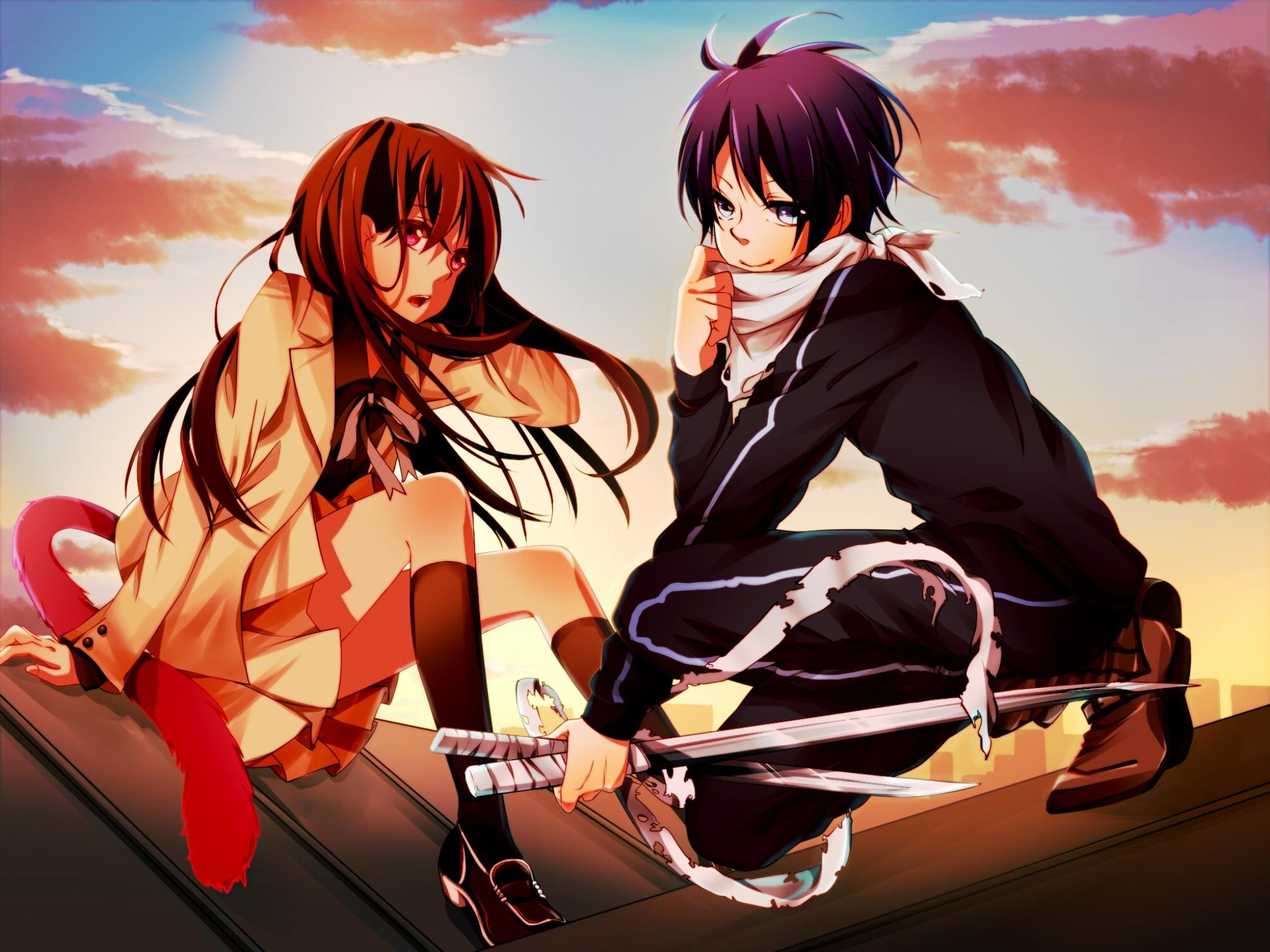 Free Noragami high quality wallpaper ID:450299 for hd 2048x1536 desktop