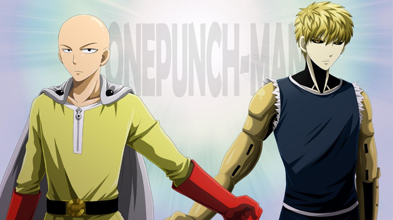 Free One-Punch Man high quality wallpaper ID:345247 for hd 1366x768 desktop
