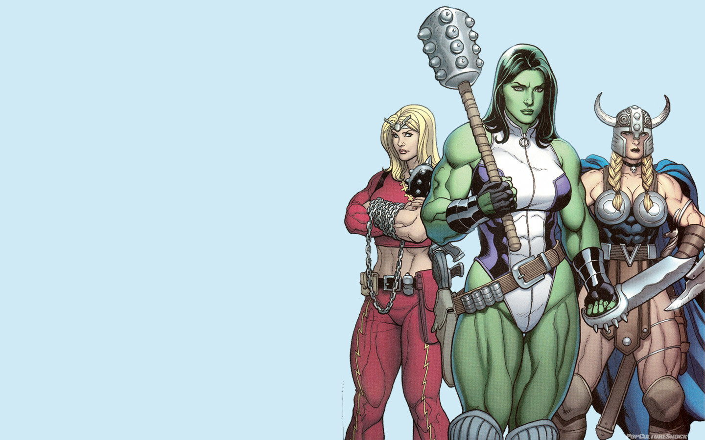 Awesome She-Hulk free background ID:162037 for hd 1440x900 desktop