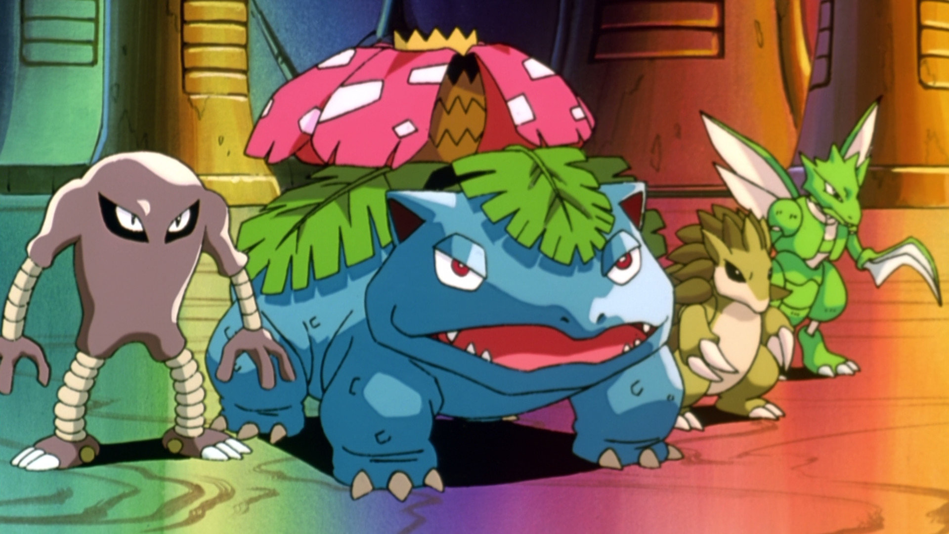 High resolution Venusaur (Pokemon) full hd 1920x1080 wallpaper ID:279109 for desktop