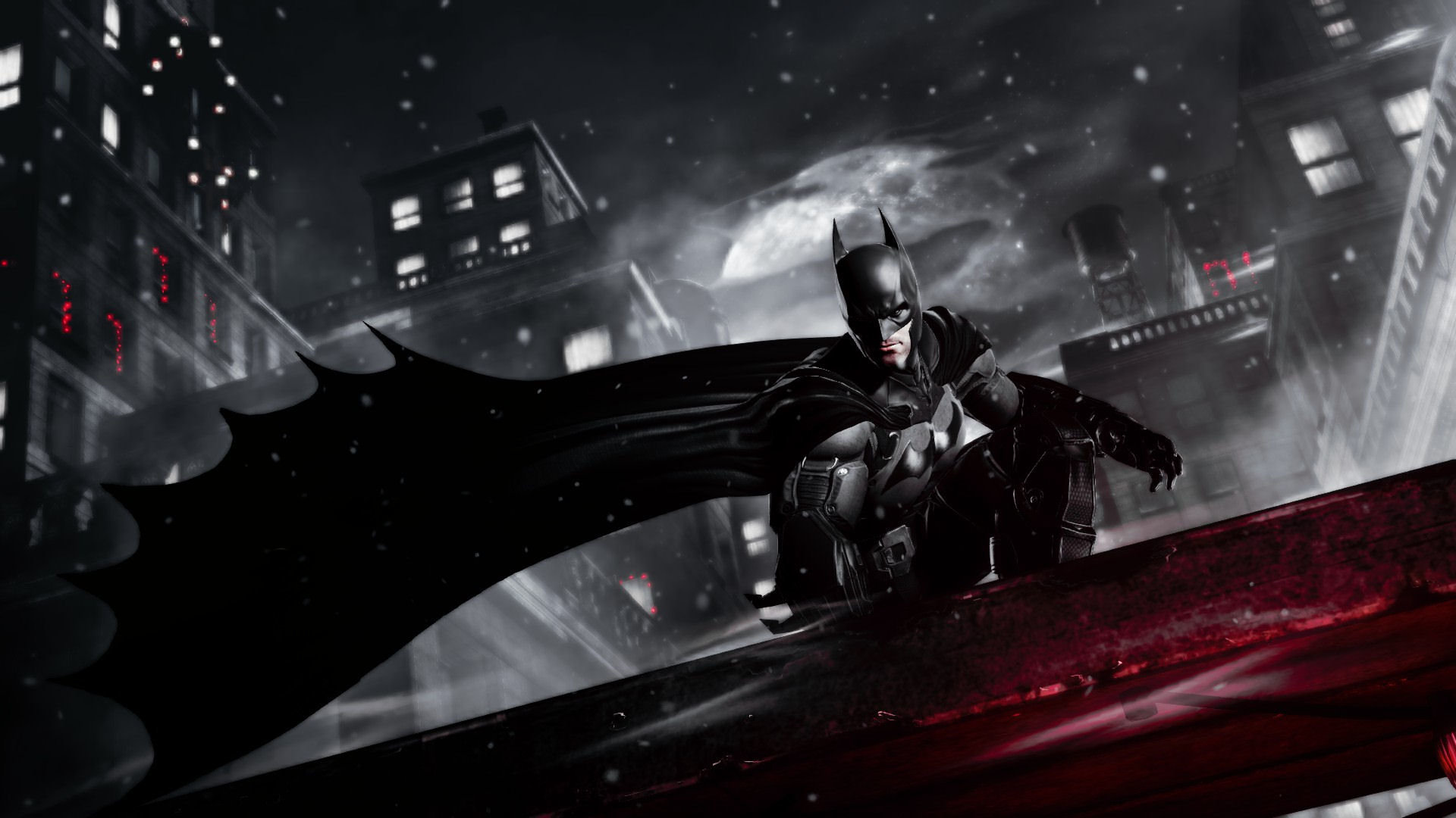 Free Download Batman Arkham Origins Wallpaper Id 322984 Full Hd