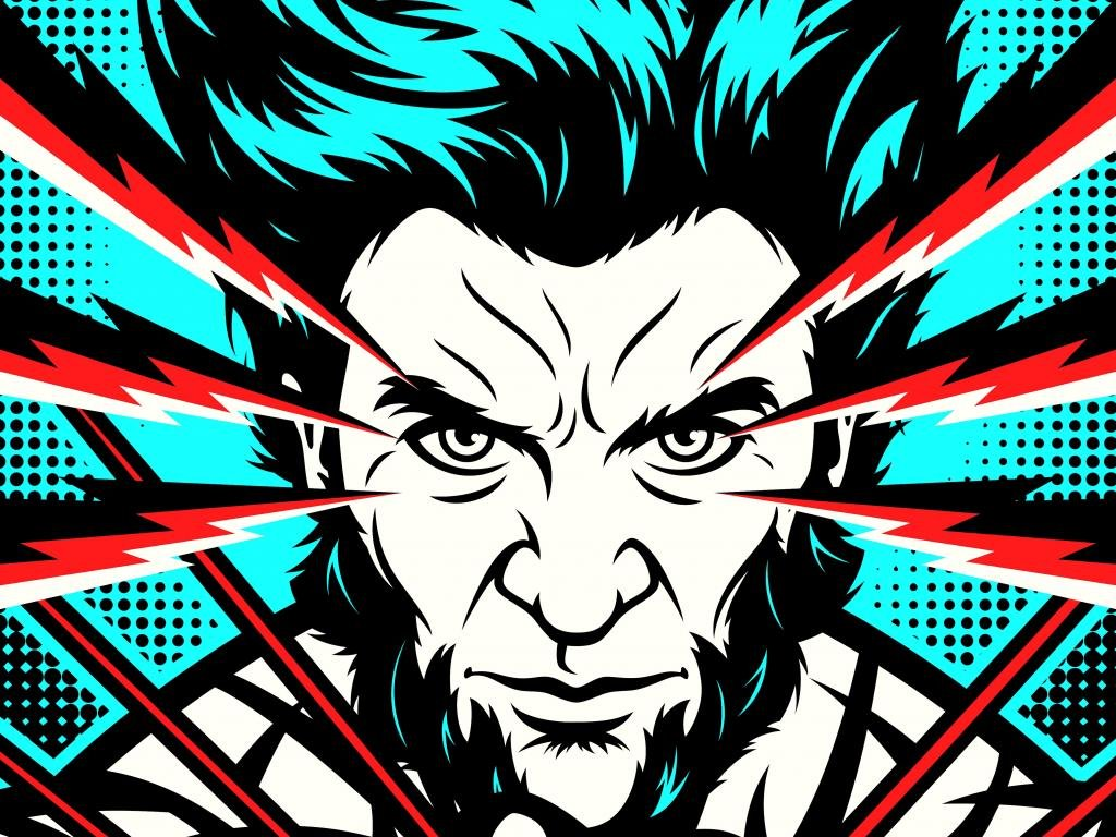 Download Hd 1024x768 Wolverine Desktop Wallpaper Id 276469 For Free