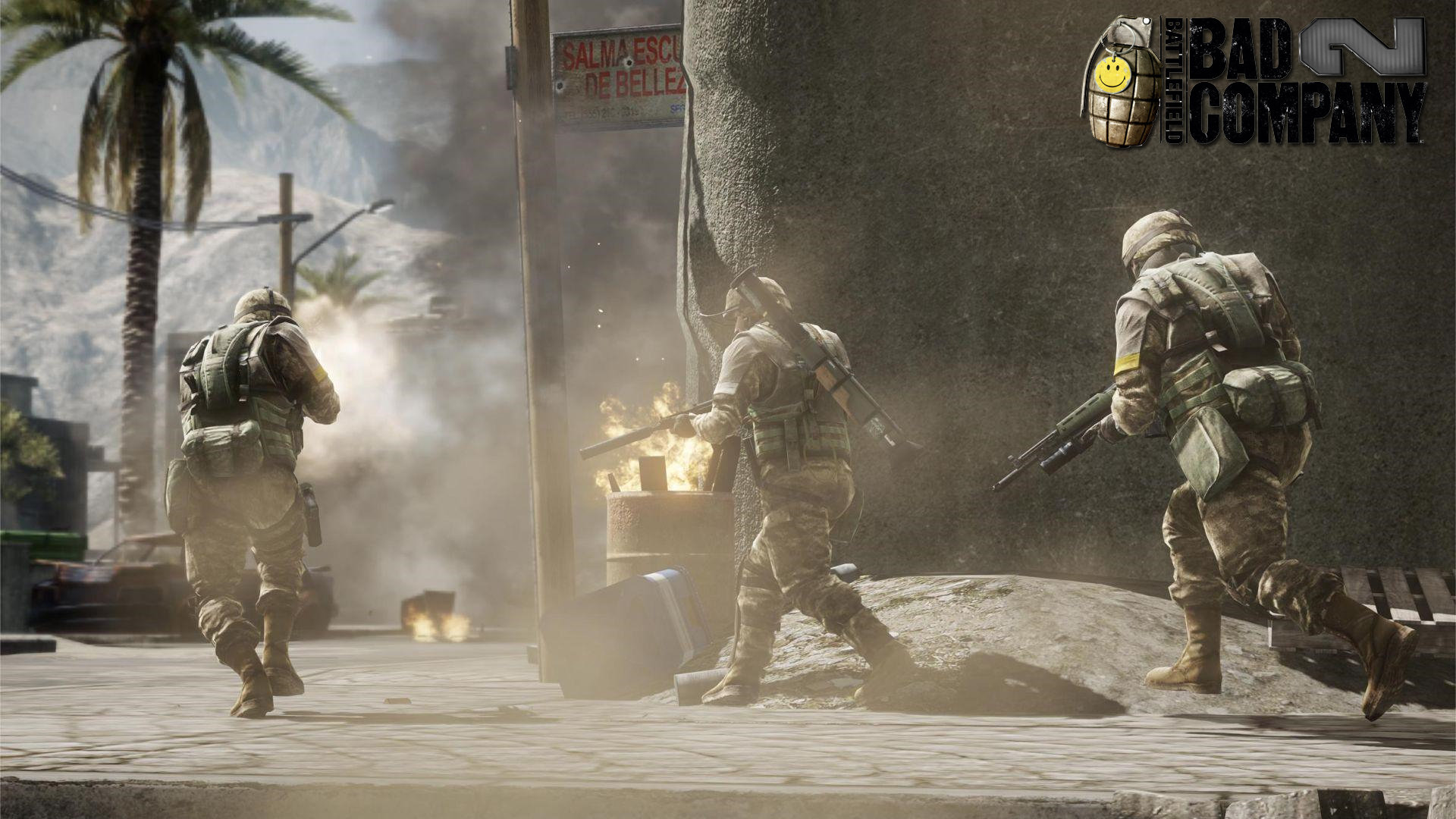 Battlefield Bad Company 2 Wallpapers Hd For Desktop Backgrounds