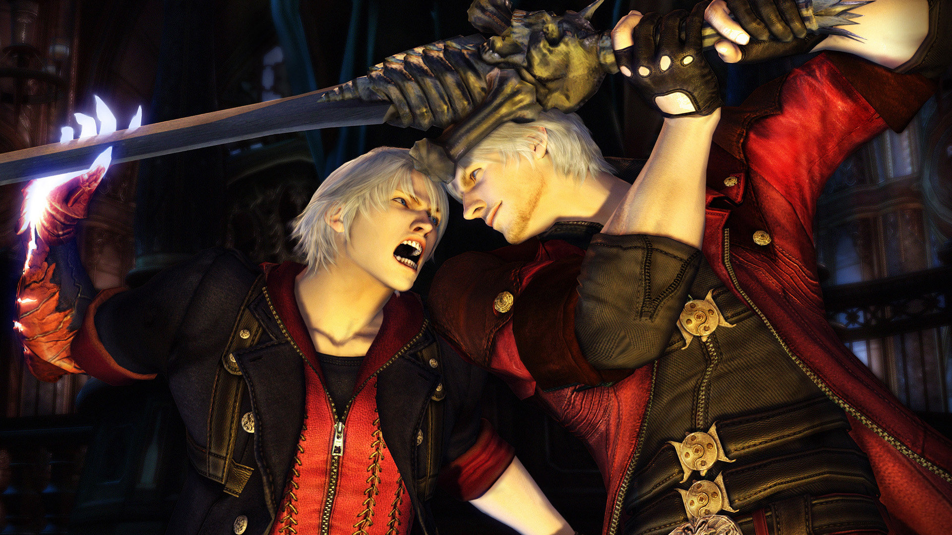 Devil May Cry 4 Wallpapers 1920x1080 Full Hd 1080p Desktop