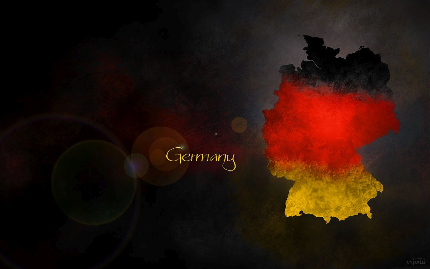 Best German flag wallpaper ID:483477 for High Resolution hd 1440x900 computer