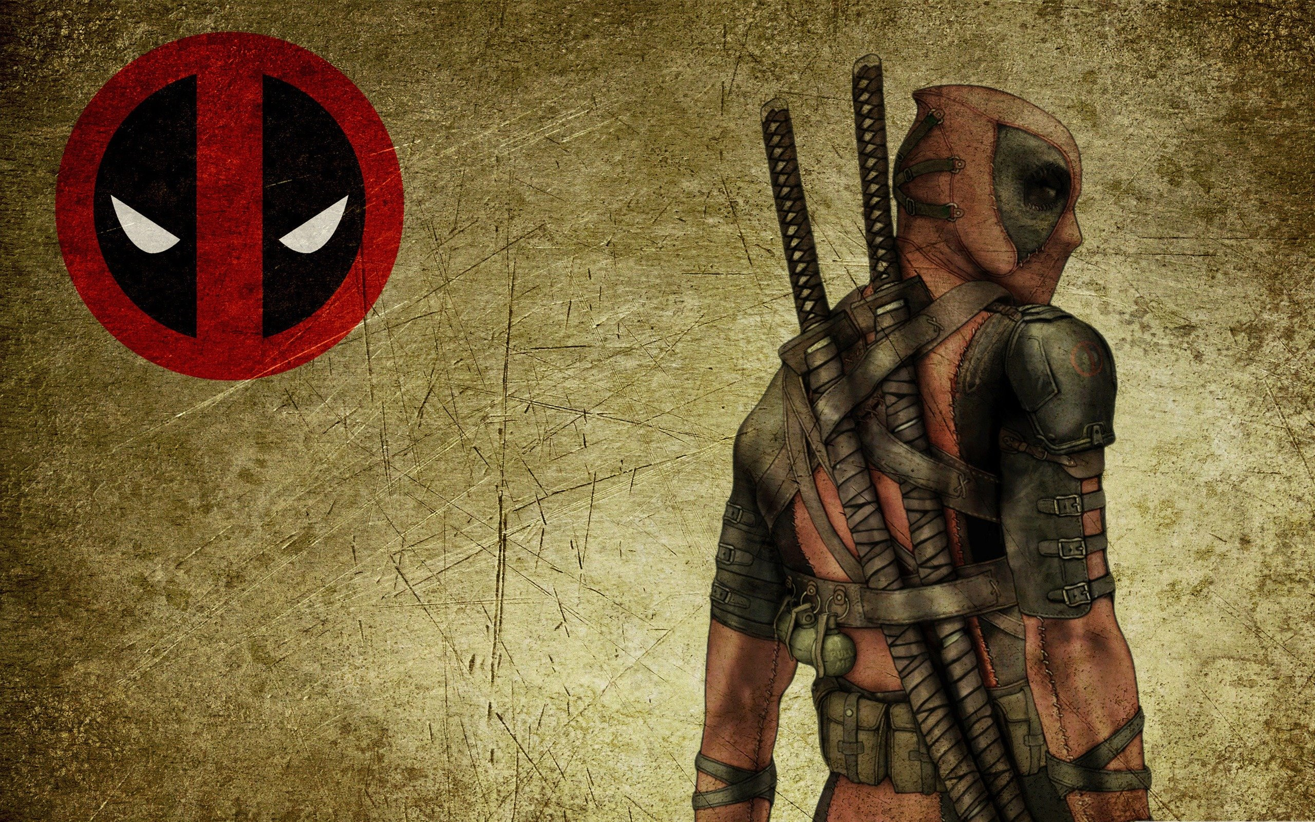 Best Deadpool background ID:350288 for High Resolution hd 2560x1600 PC