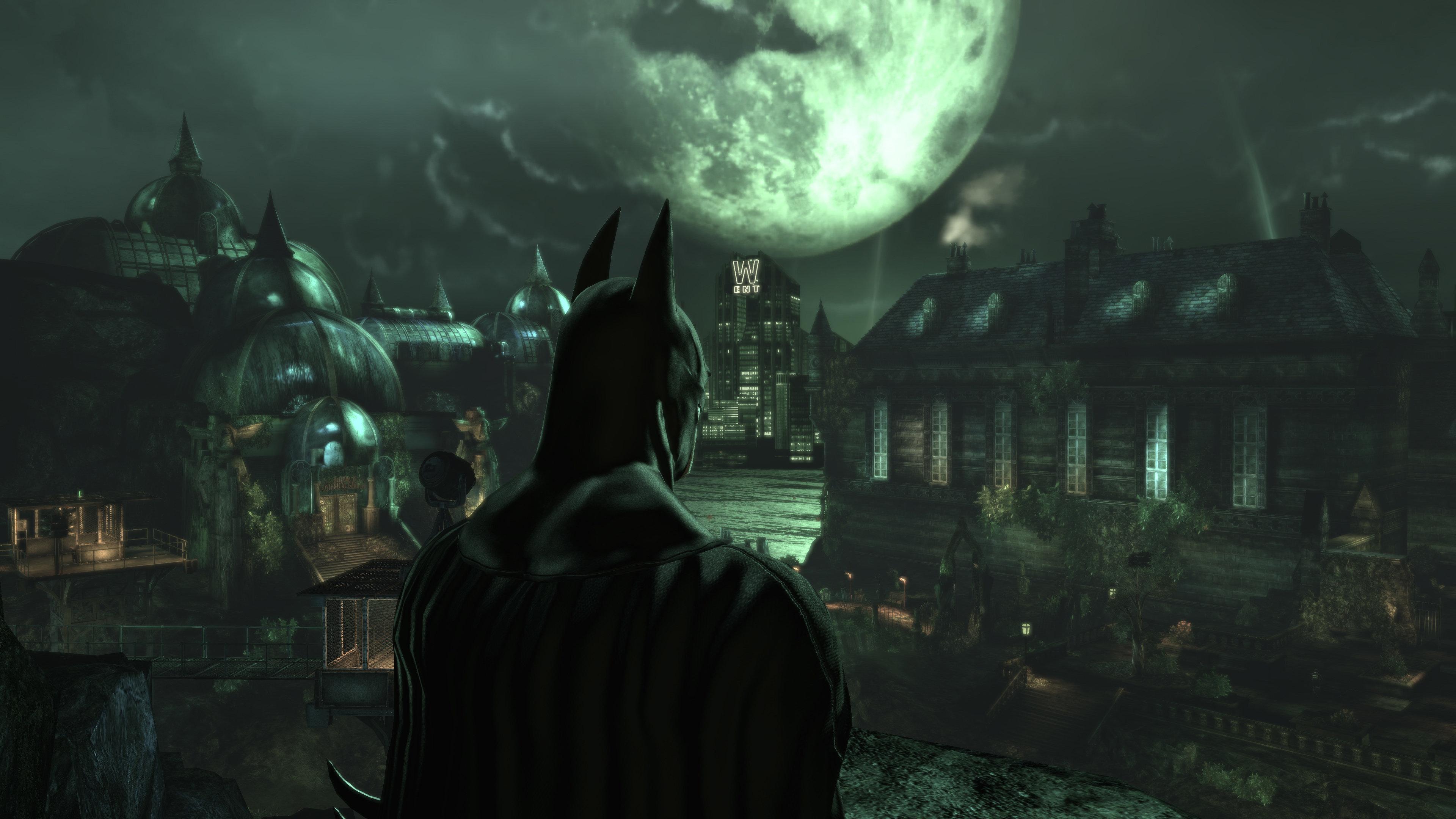 Batman Video Game Wallpapers 3840x2160 Ultra Hd 4k Desktop Backgrounds