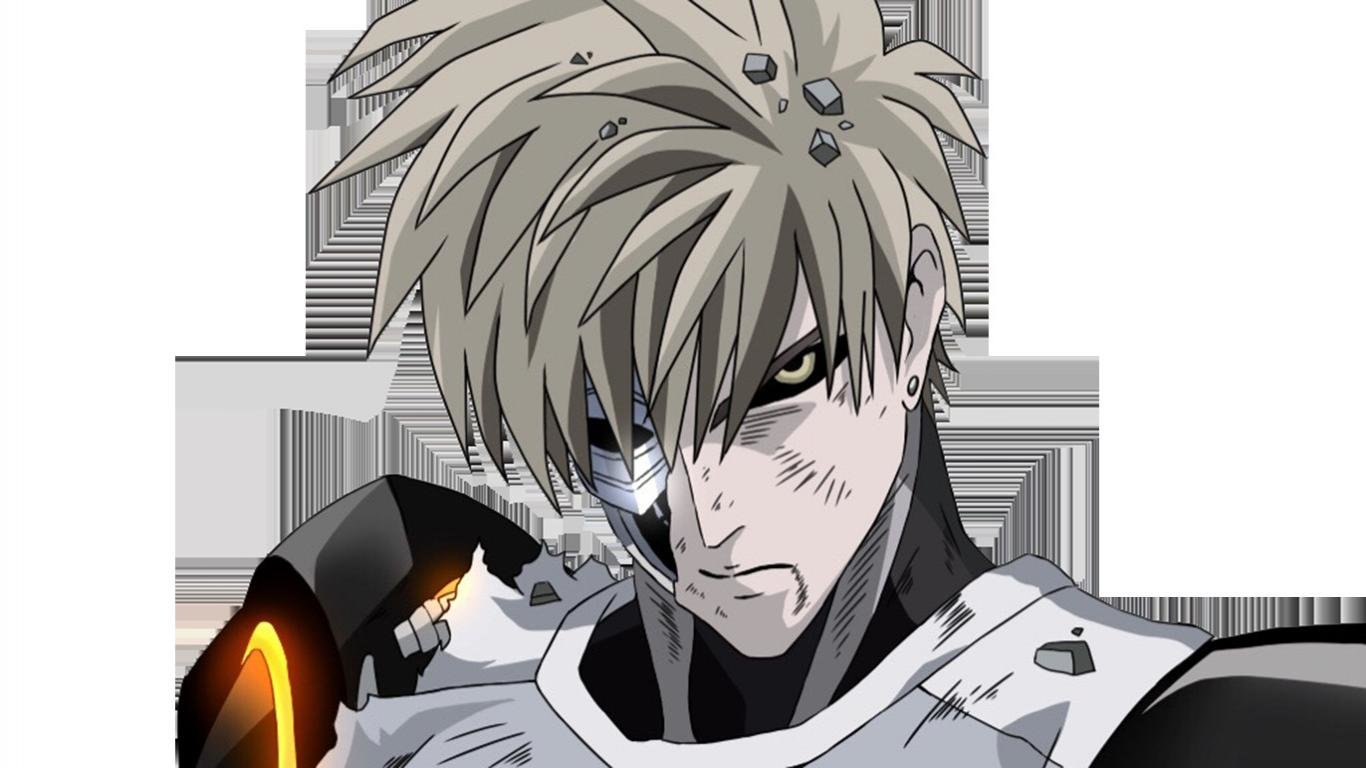High resolution Genos (One-Punch Man) laptop wallpaper ID:345415 for computer
