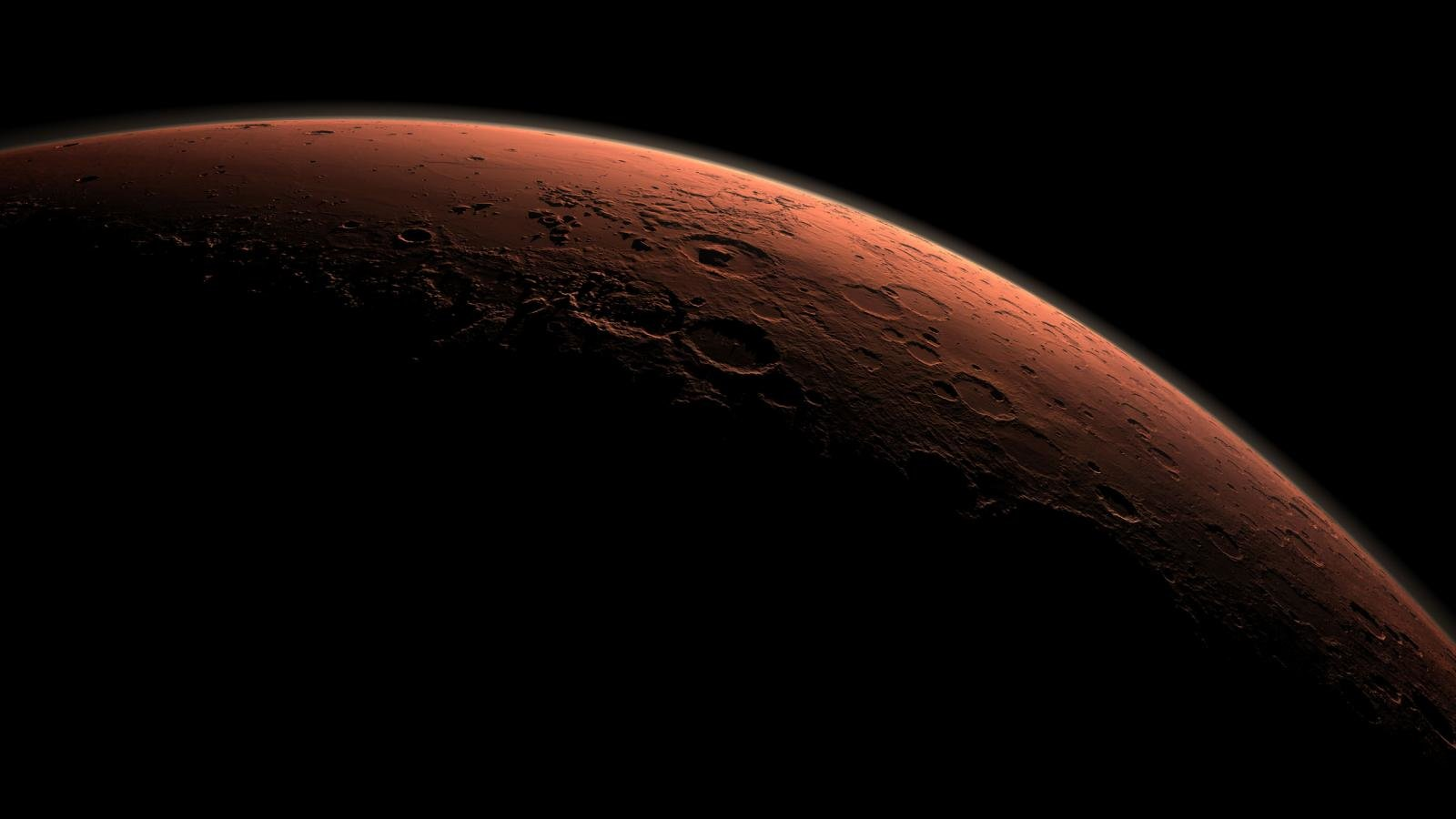 Download hd 1600x900 Mars computer wallpaper ID:118570 for free