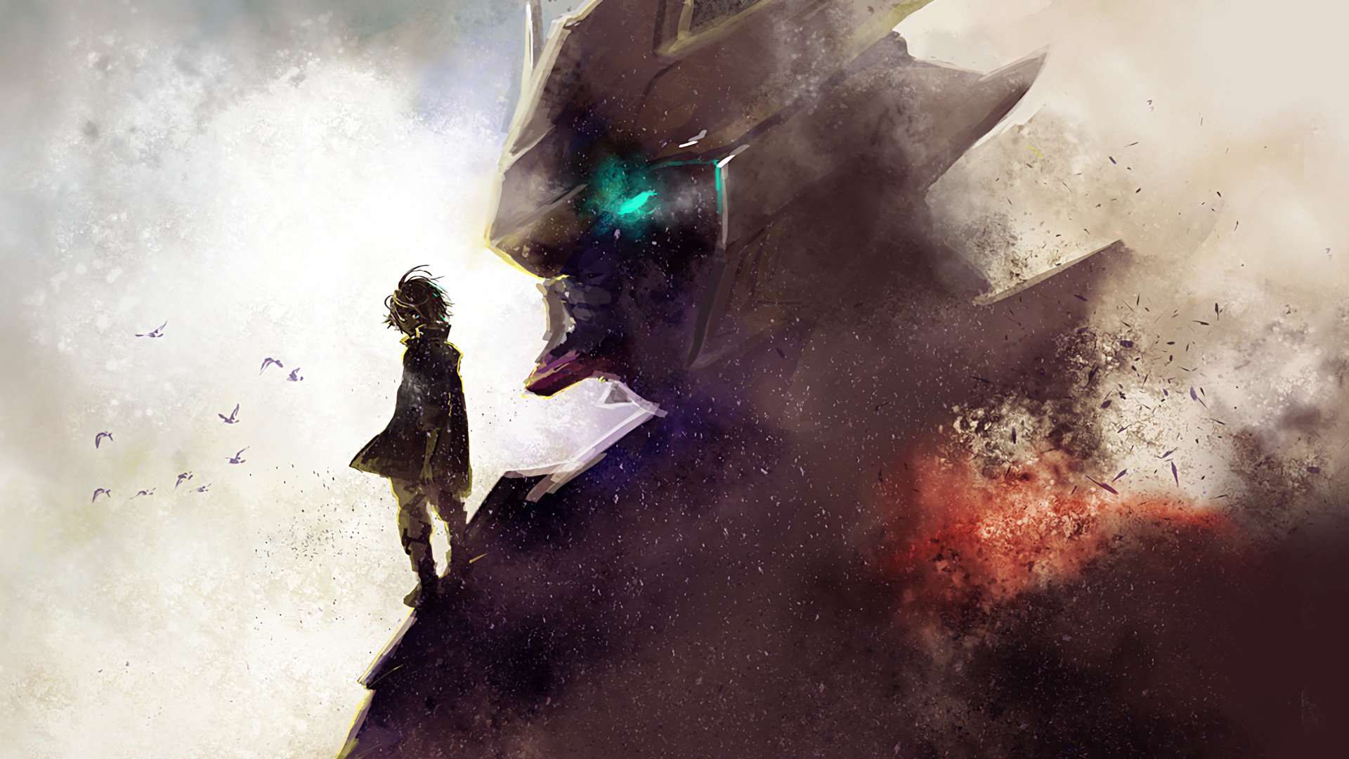 High resolution Mobile Suit Gundam: Iron-Blooded Orphans full hd background ID:460276 for PC
