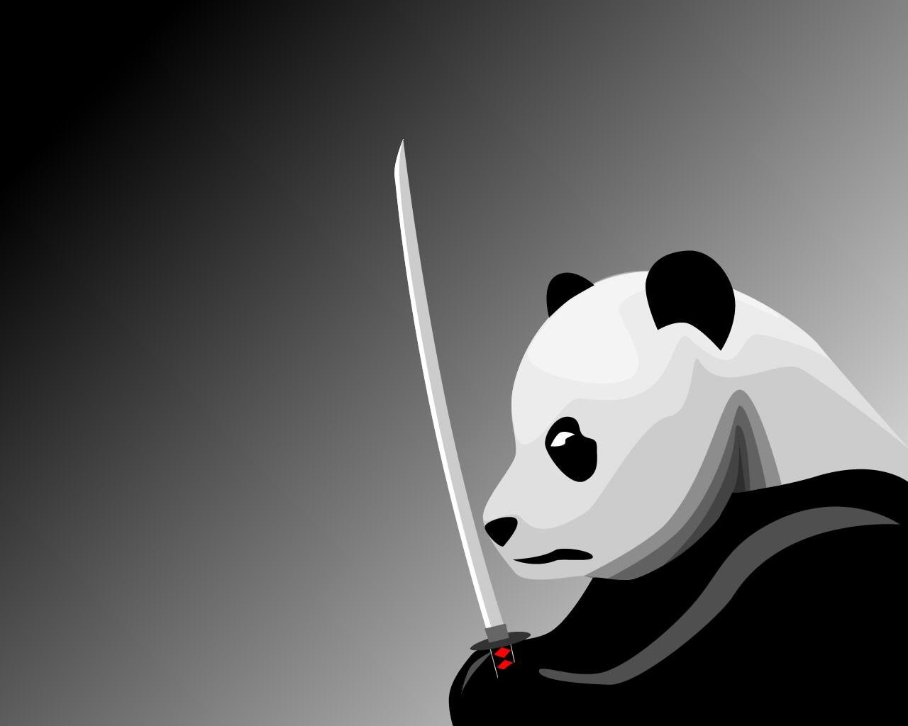 Download hd 1280x1024 Panda desktop background ID:300425 for free