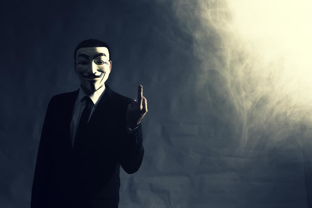 Free download Anonymous wallpaper ID:162212 hd 1280x854 for PC