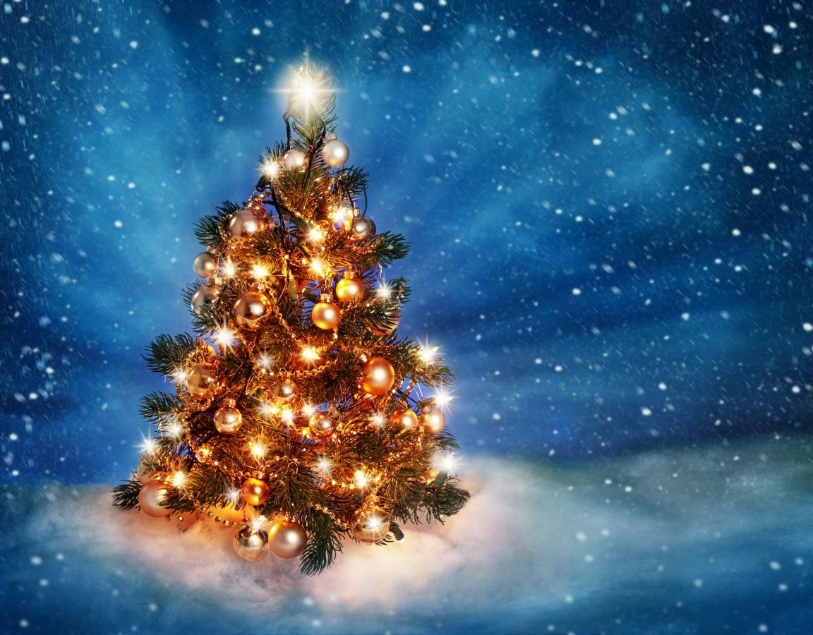 Awesome Christmas free wallpaper ID:434181 for hd 1152x900 PC