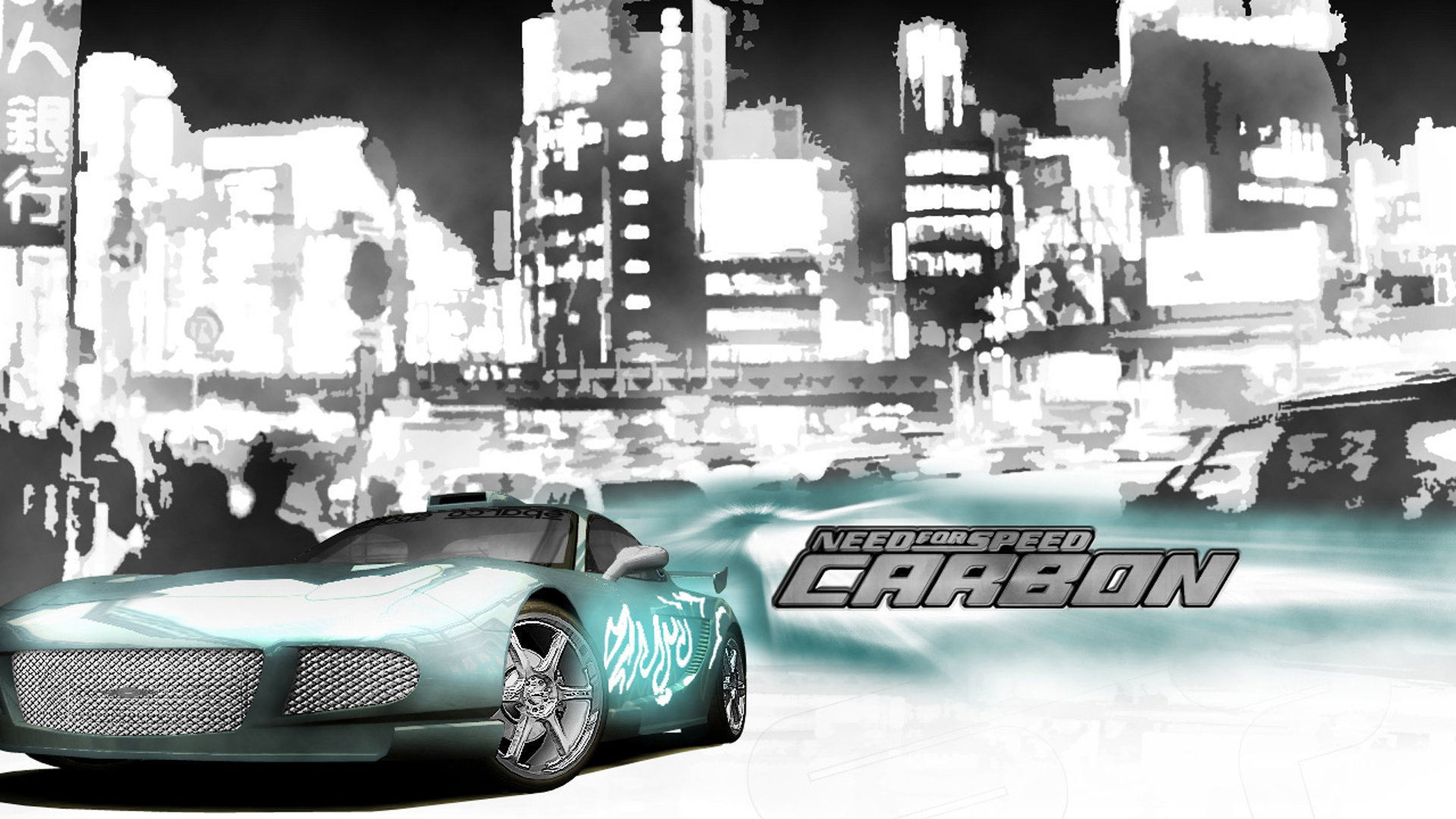 Need For Speed Carbon Wallpapers Hd For Desktop Backgrounds